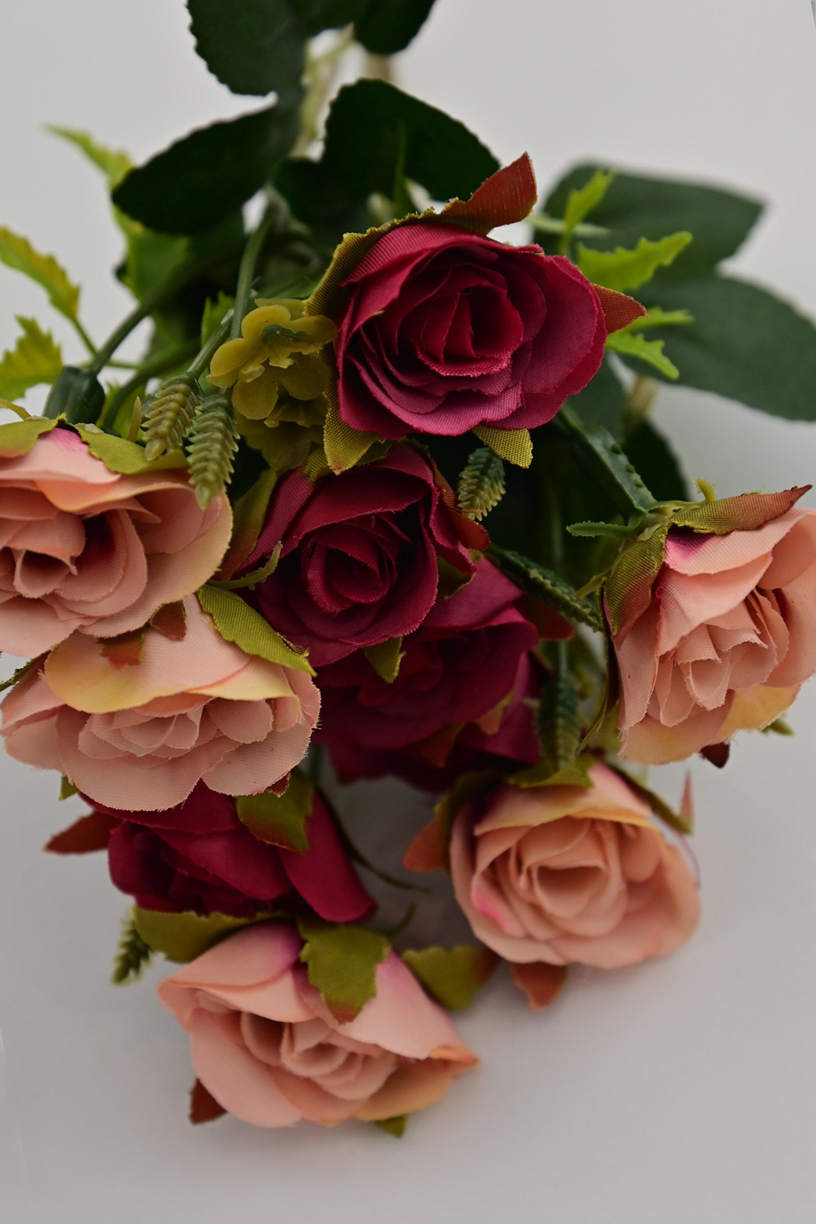 Peach & Pink Florets