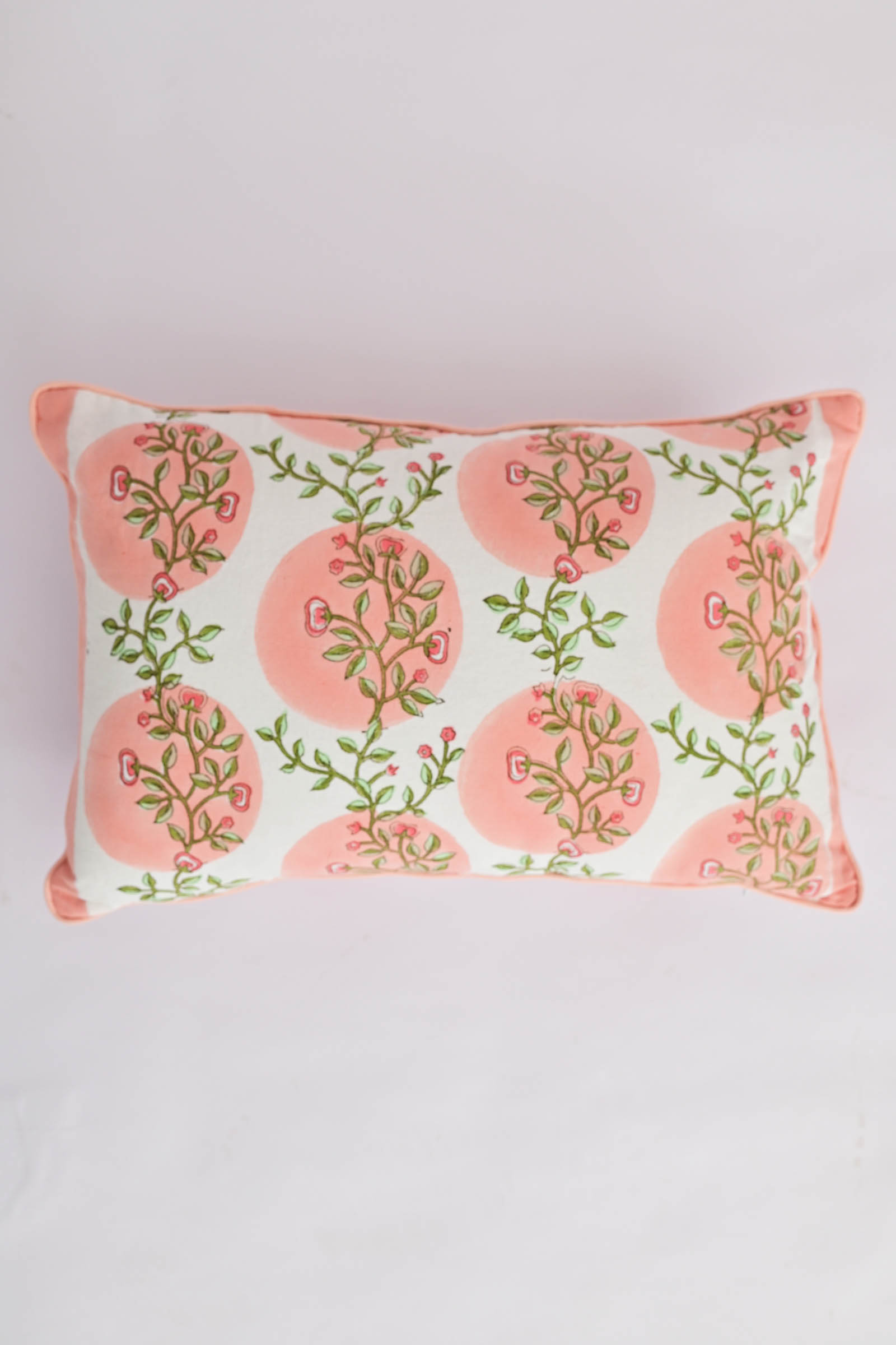 Blooming Trail 12*18 Cushion Cover