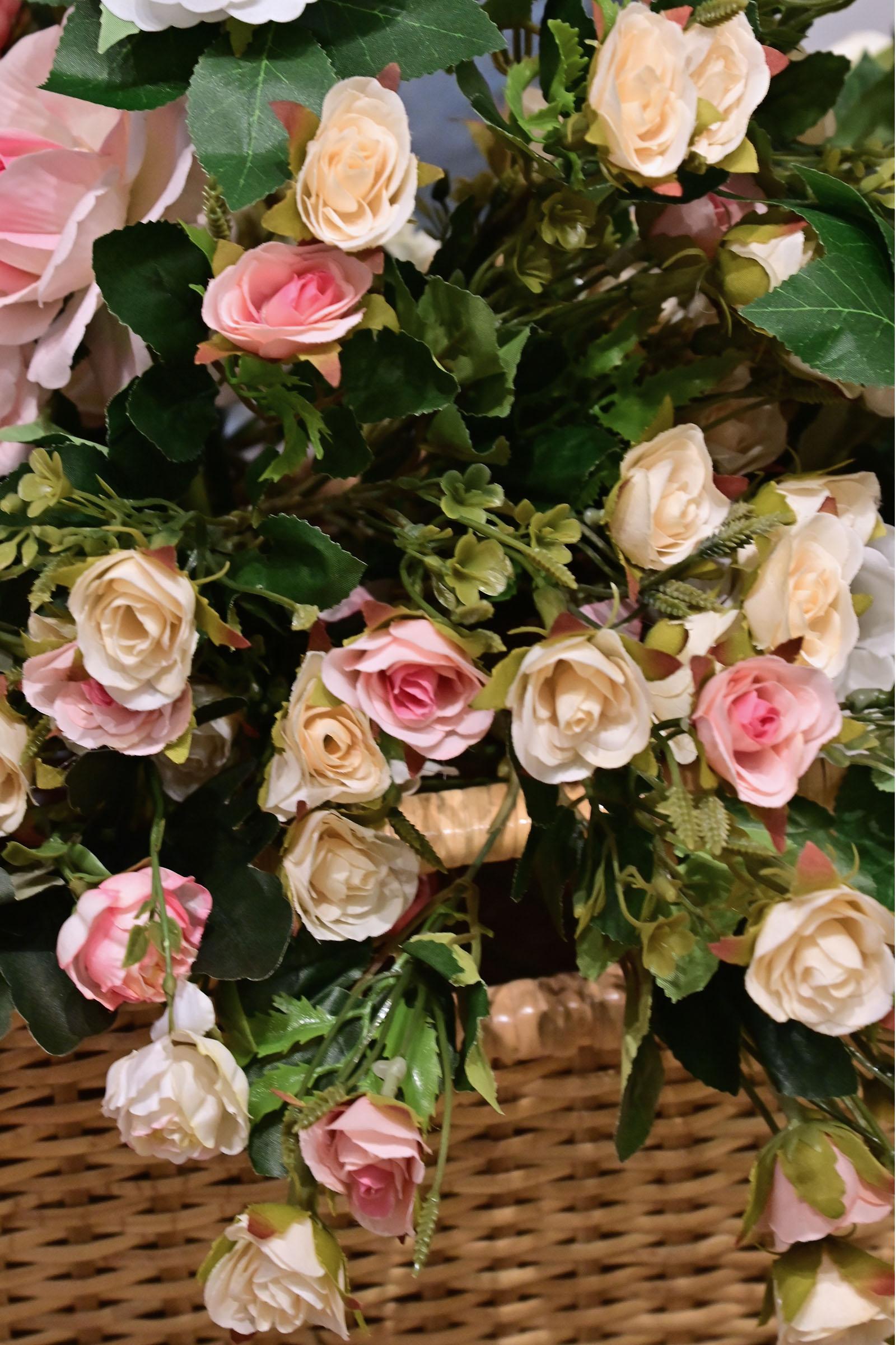 Pink & White Florets