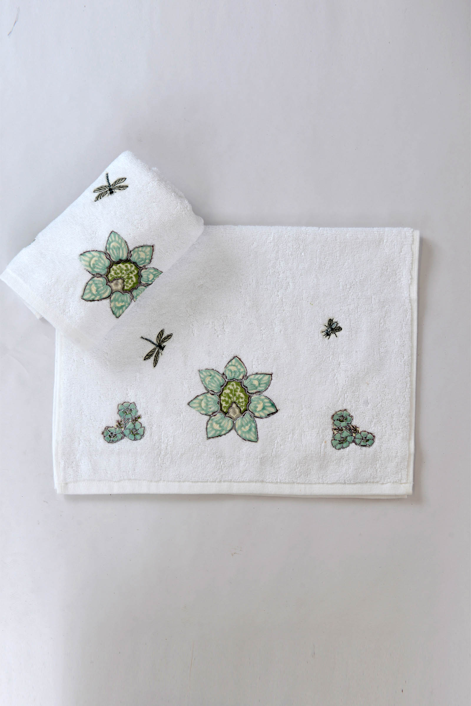 Sea salt hand towel (set of 2)