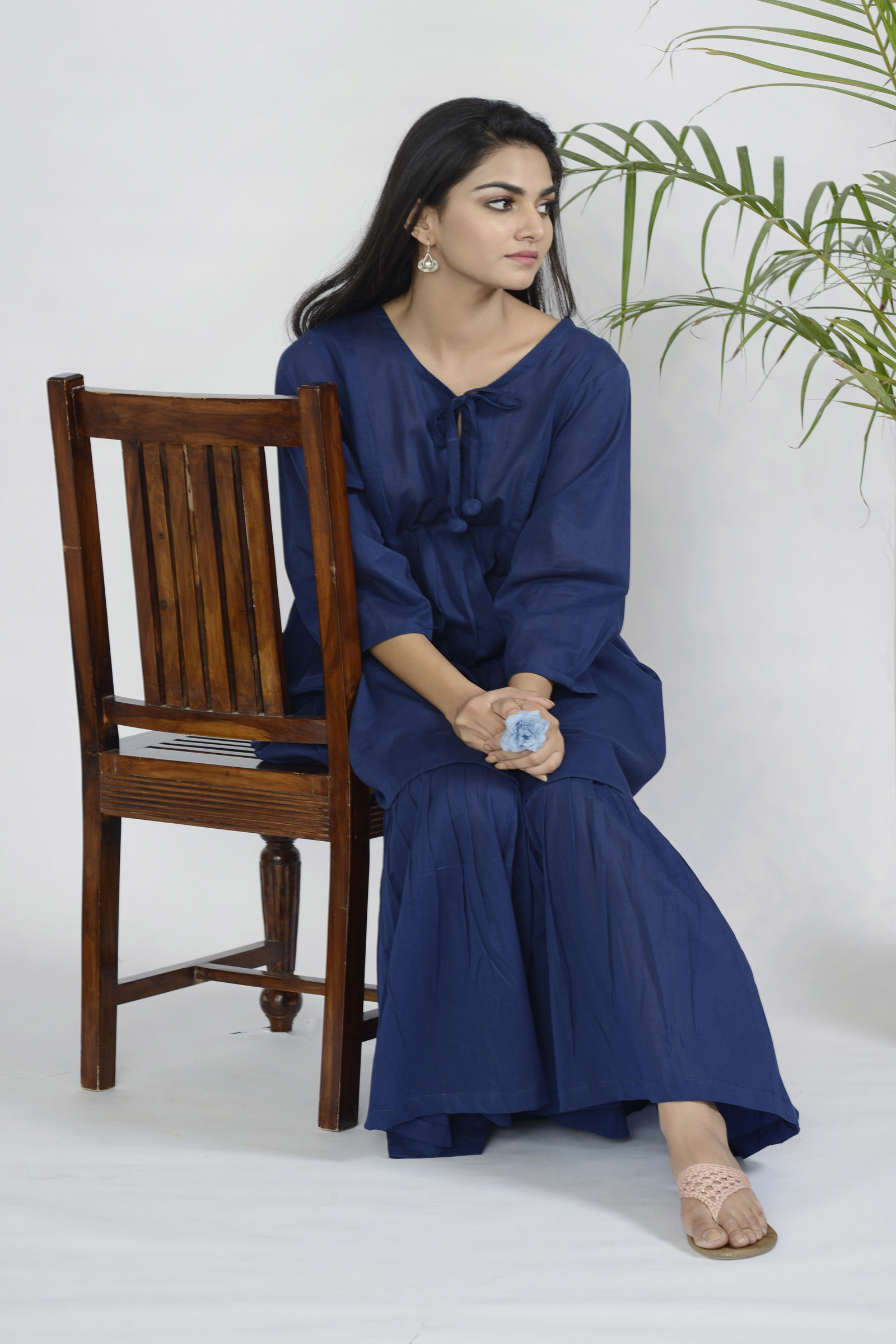 Play Dress Blue Tunic
