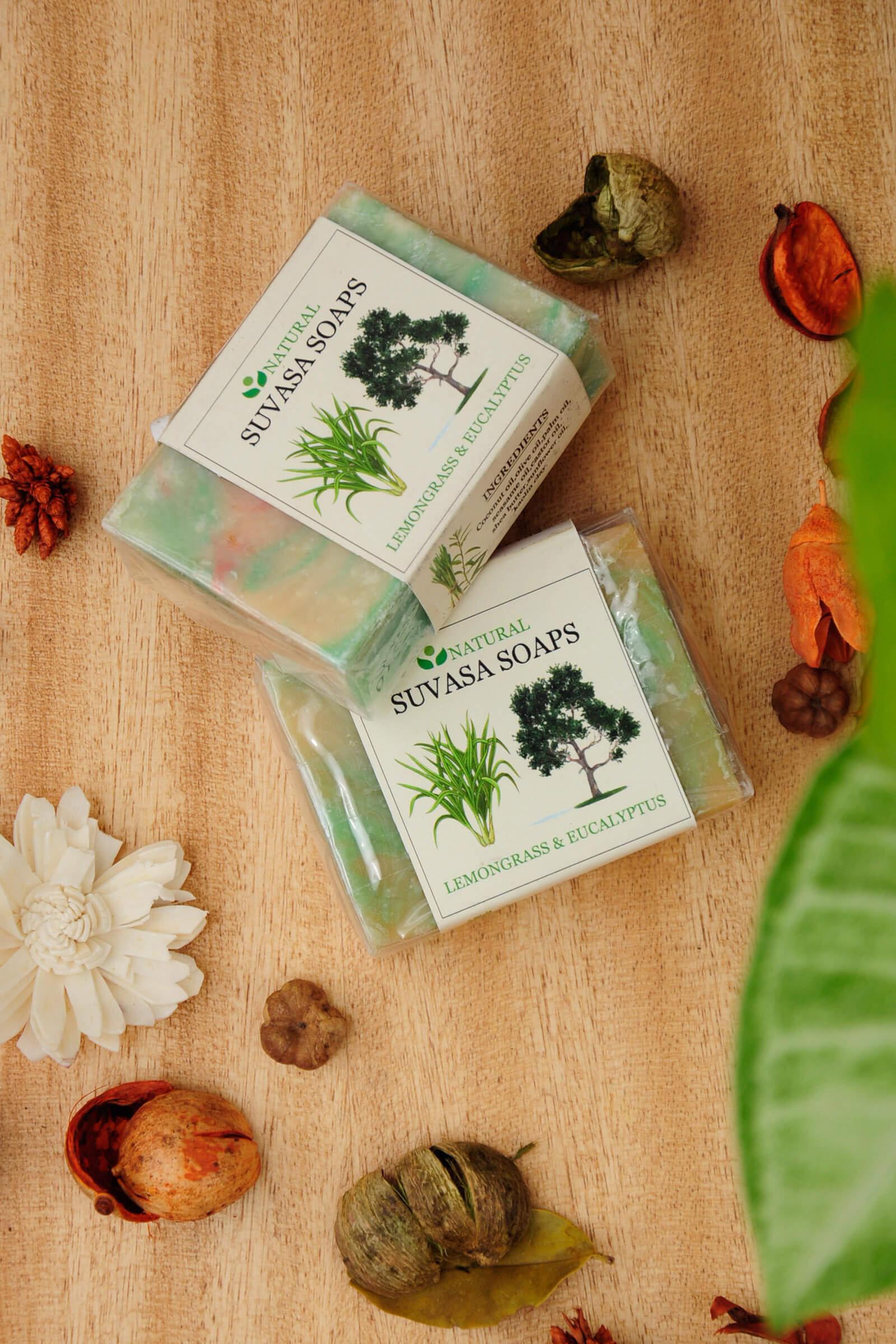 Lemongrass & Eucalyptus