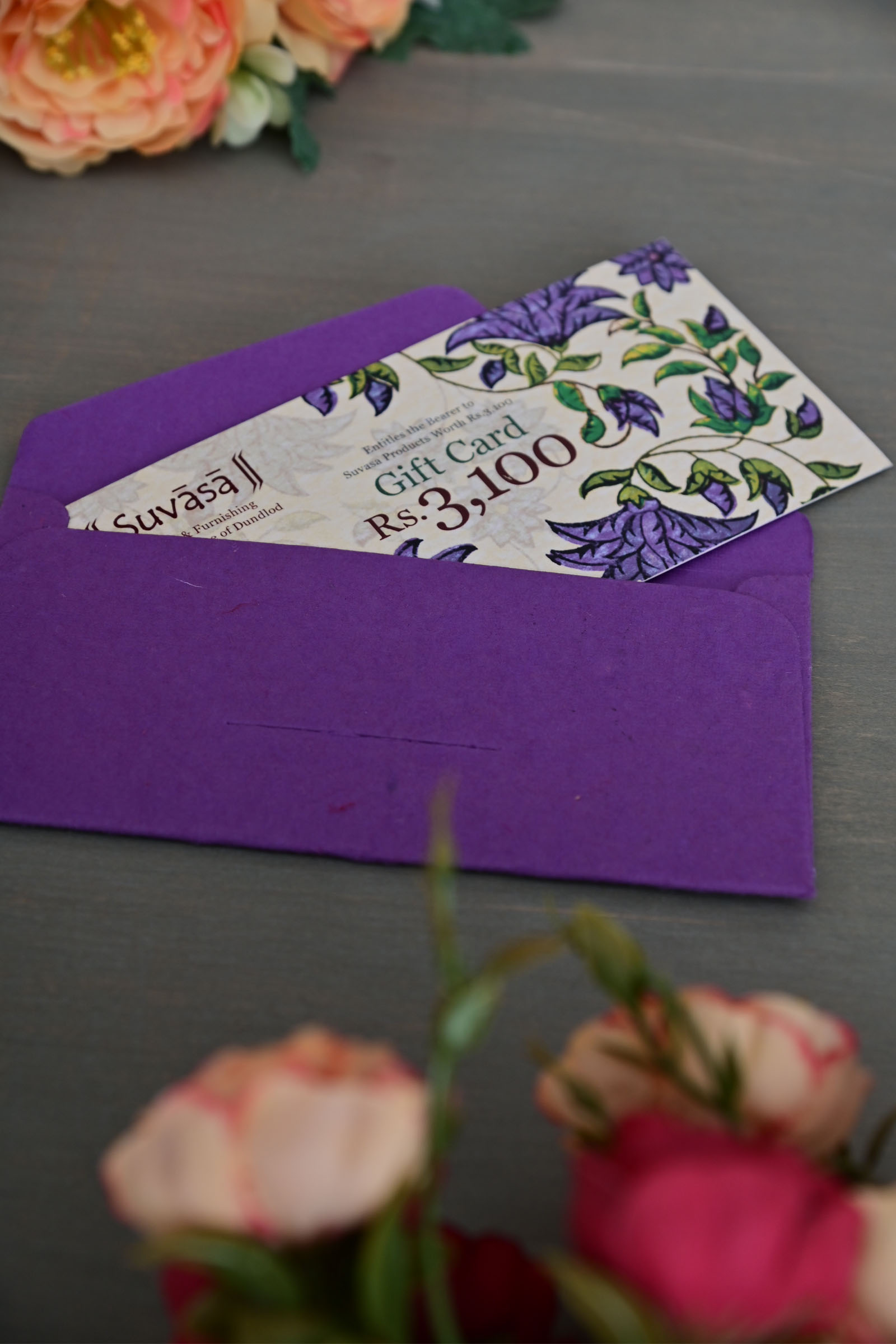 Gift Card 3100