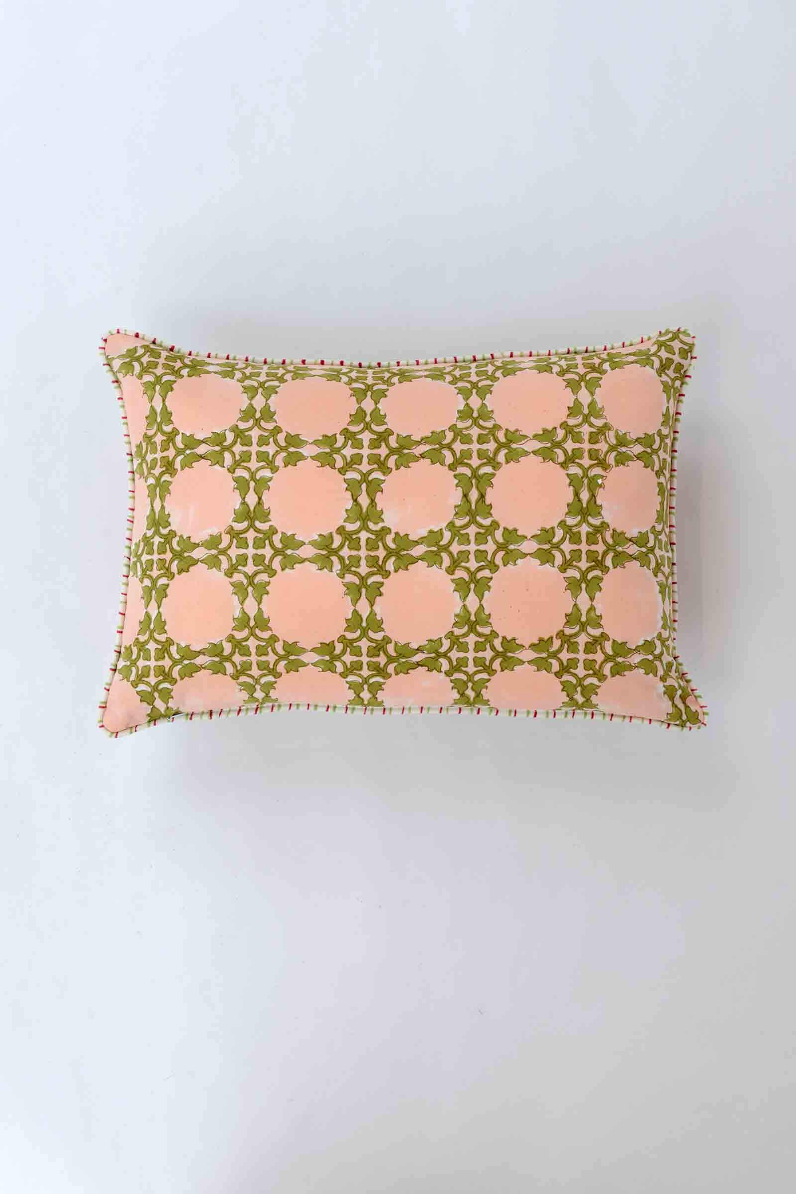 Poetic Summer 12*18 Cushion Cover