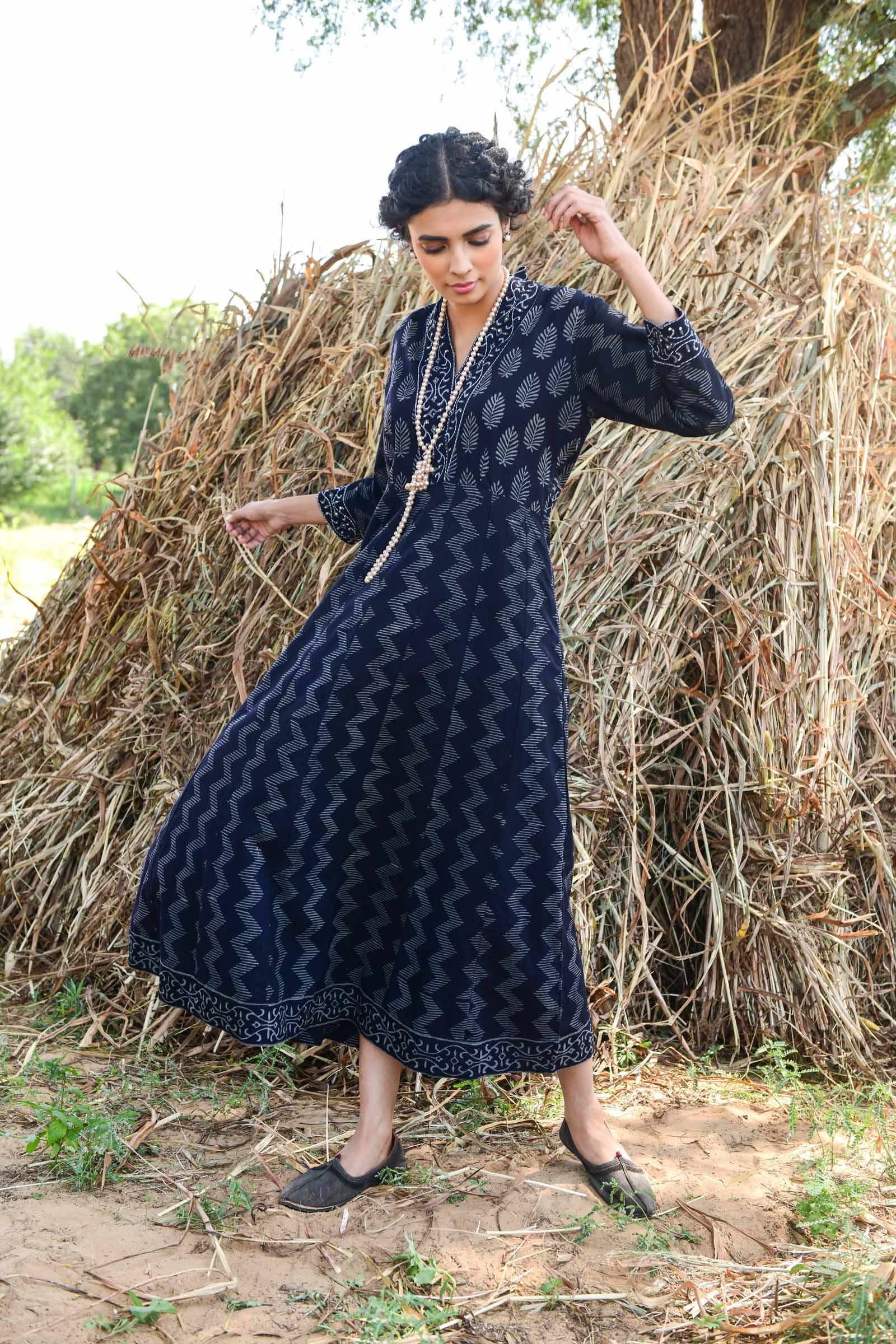 BG 20 Cotton Dress