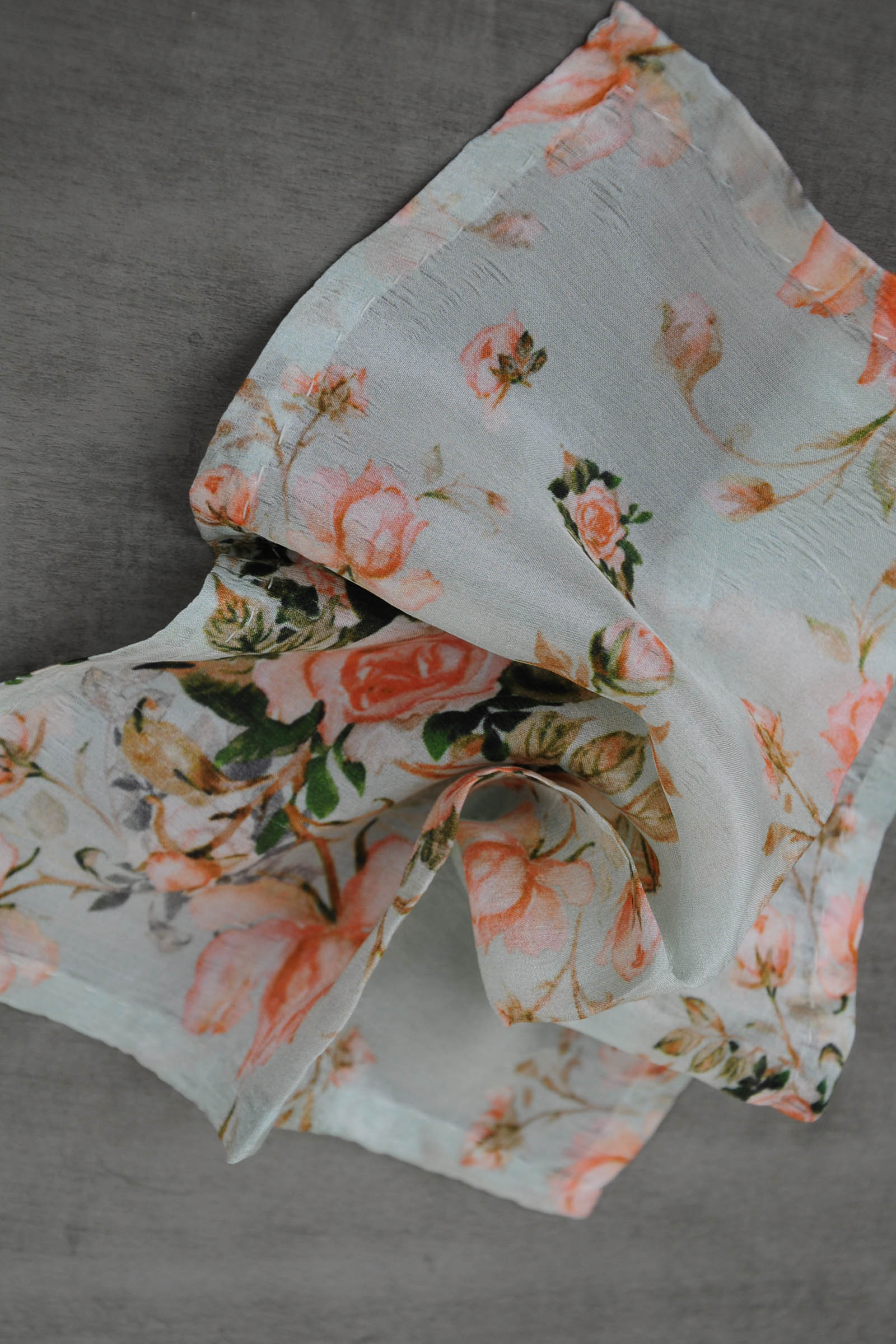 Spring In The Valley Pocket Square