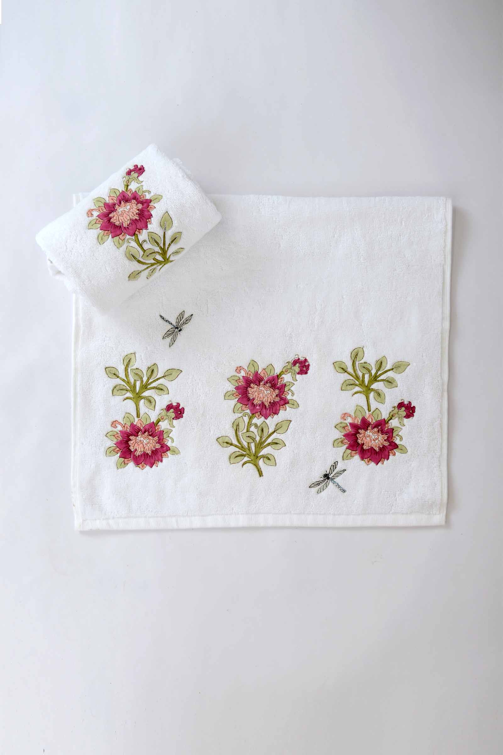 Gulnaz hand towel (set of 2)