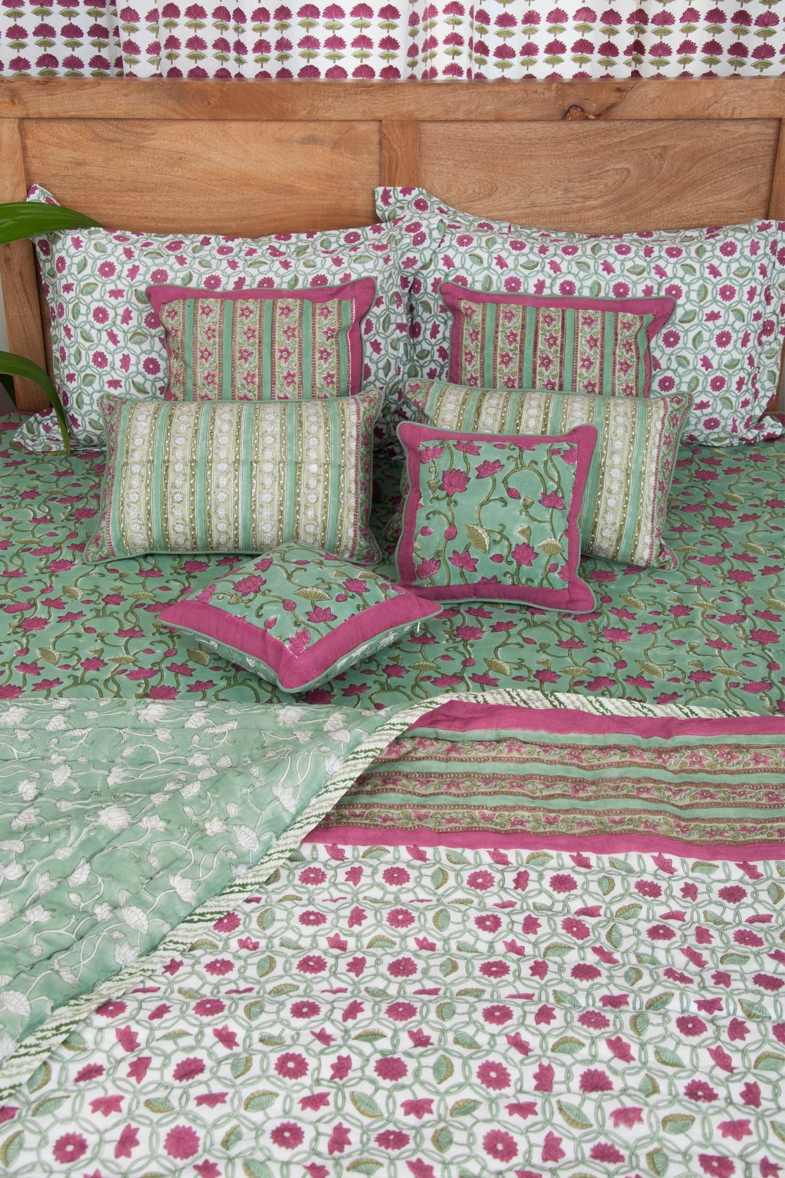 Kamalbaadi Bed Cover
