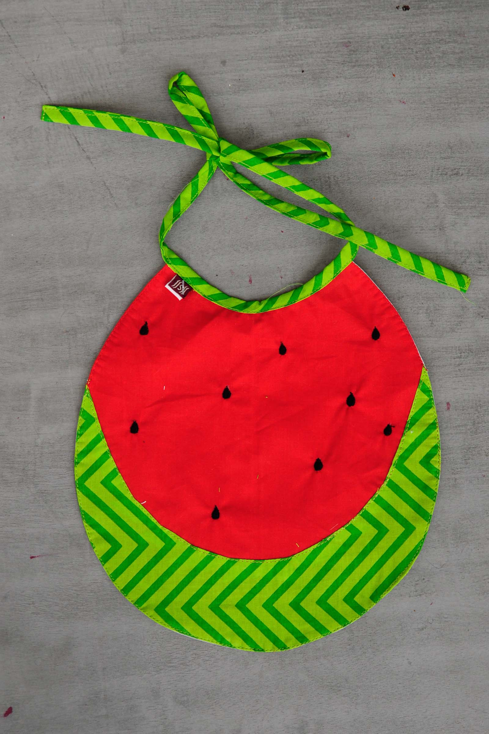 Baby Bib Watermelon