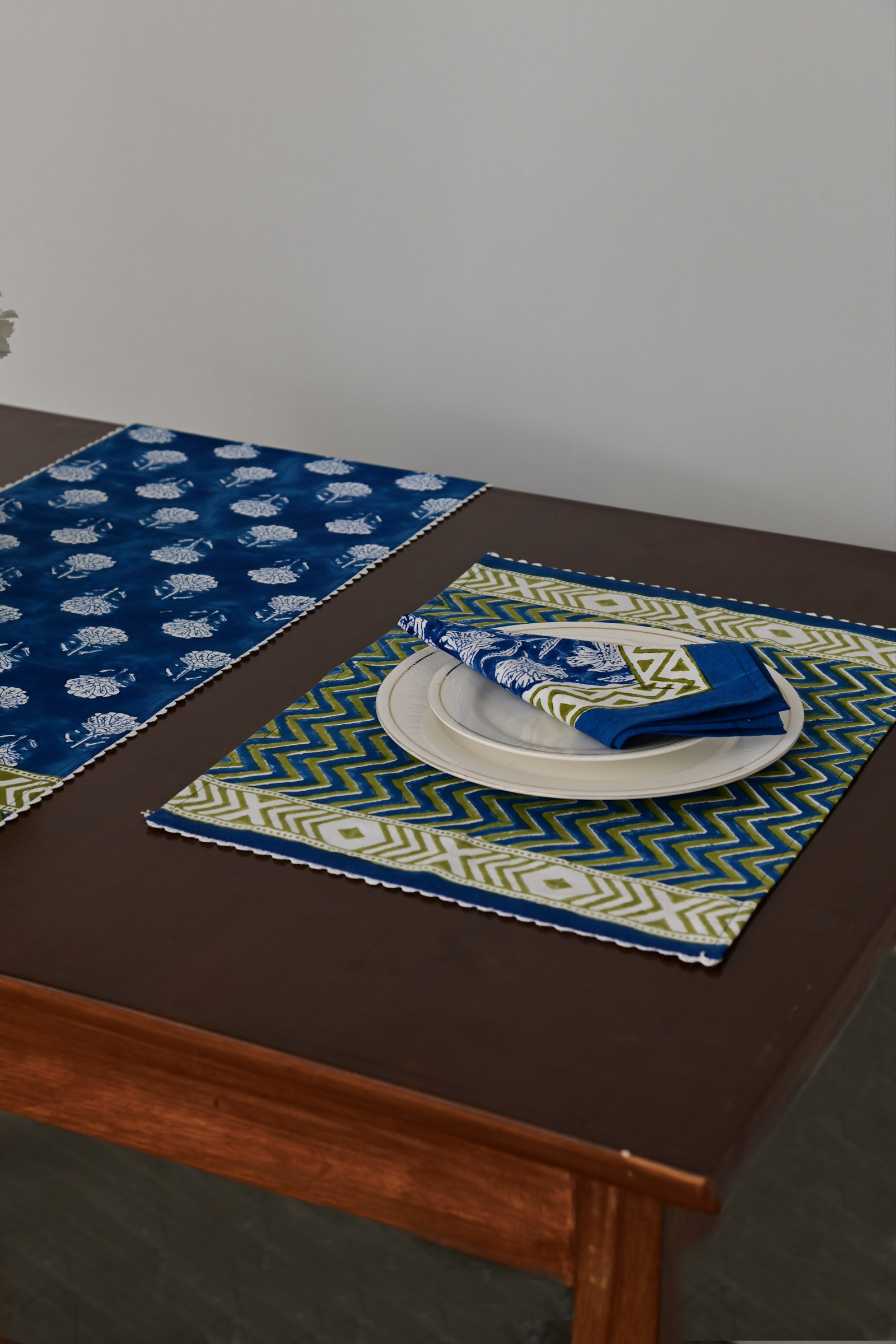 Blue Harmony Mat