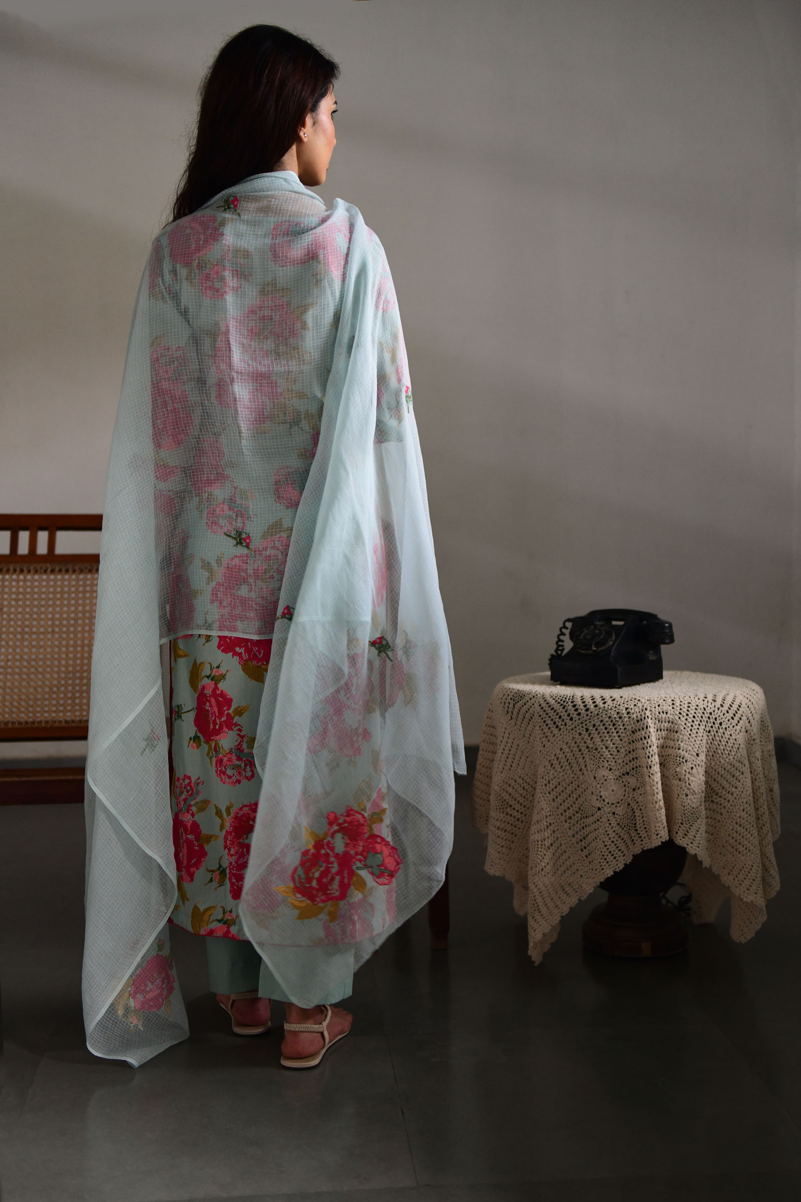 Breeze Emb Dupatta
