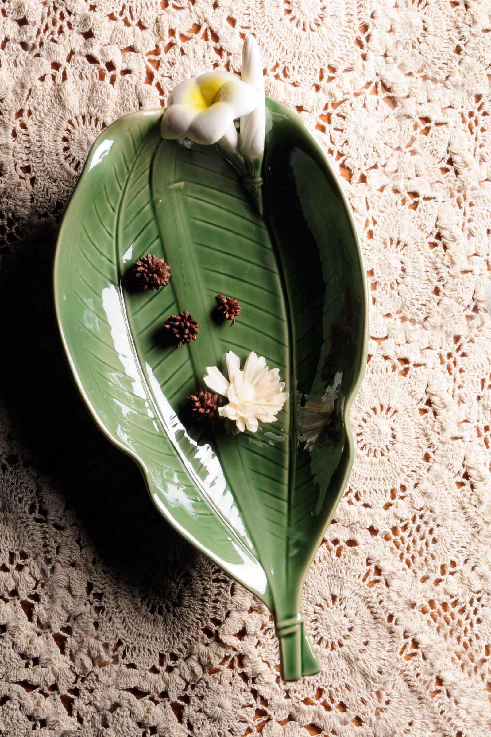 Frangipani big bowl
