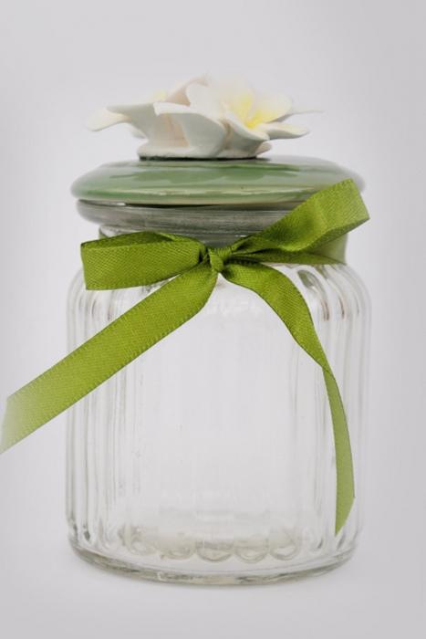 Frangipani Small Jar