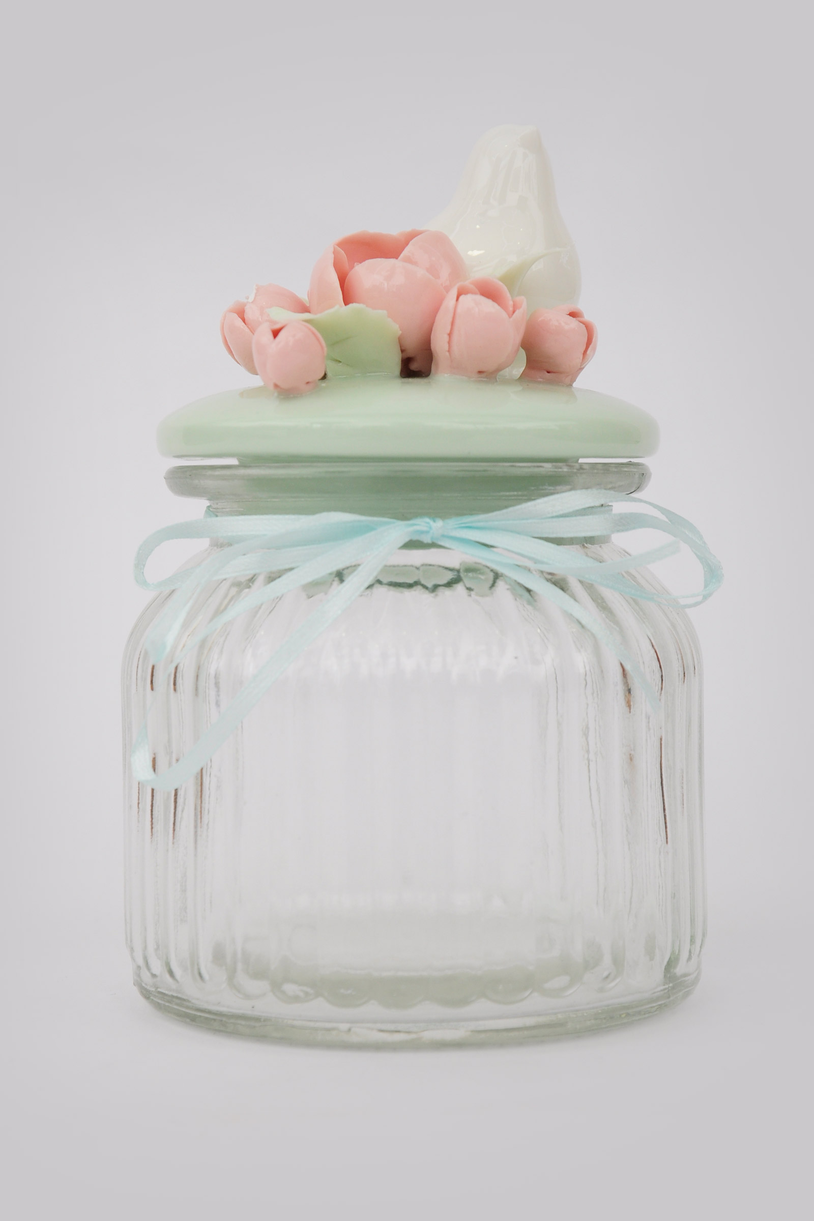 Rose delight jar