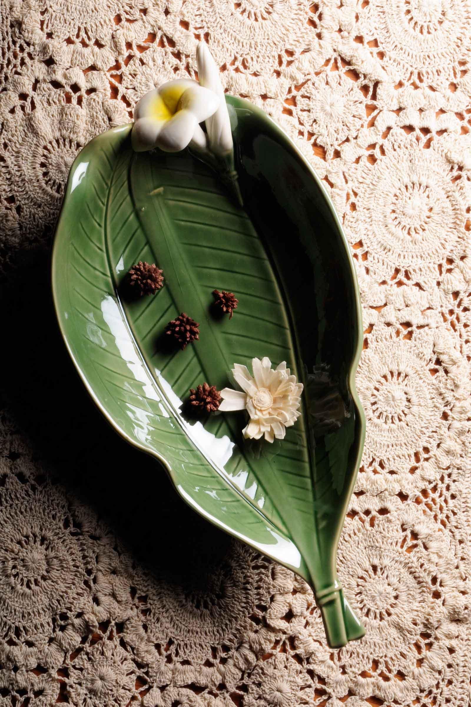 Frangipani small bowl