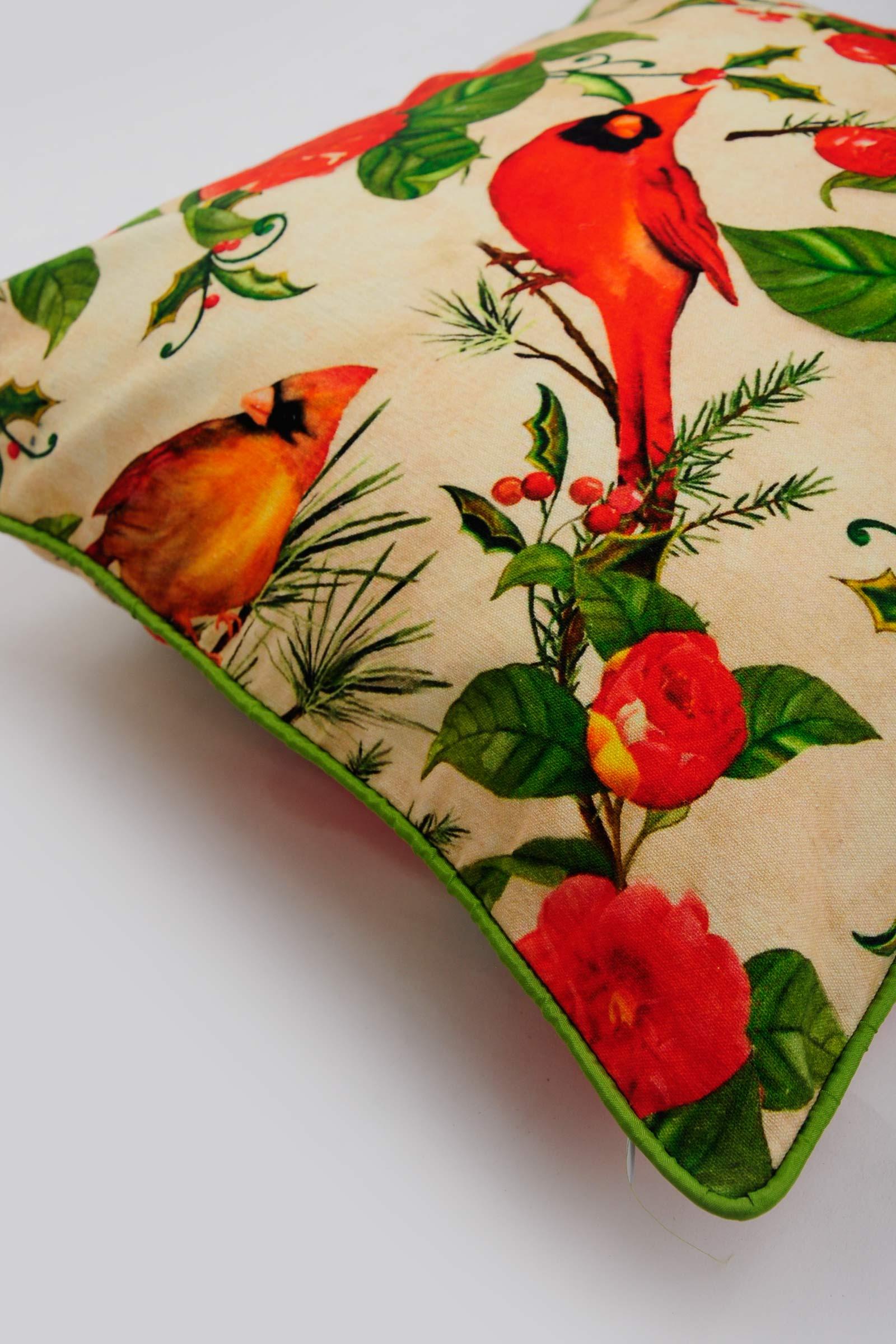 Birds 16*16 Cushion Cover