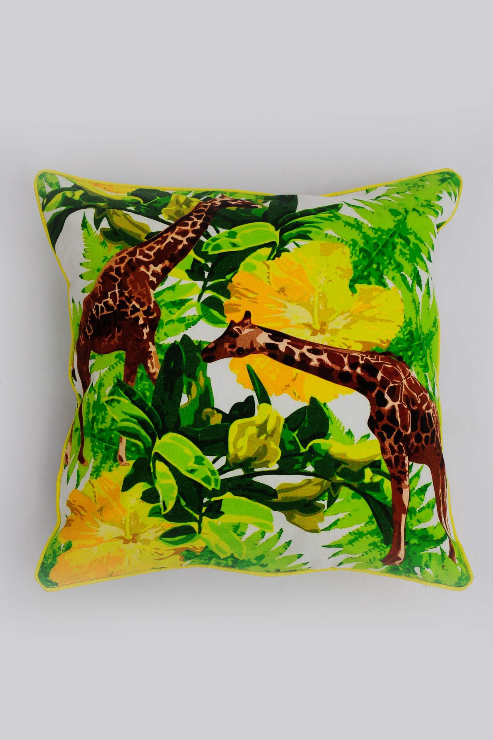 Giraffe16*16 Cushion Cover