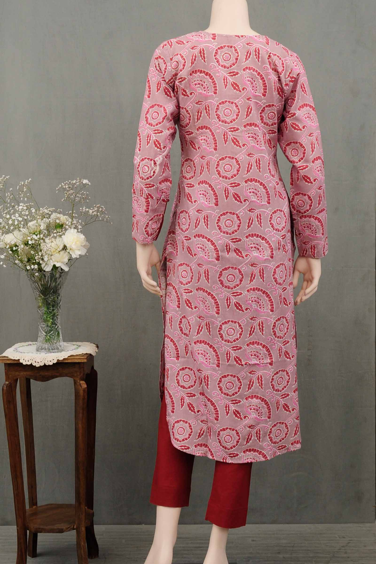 Dance Floor Cotton Kurta