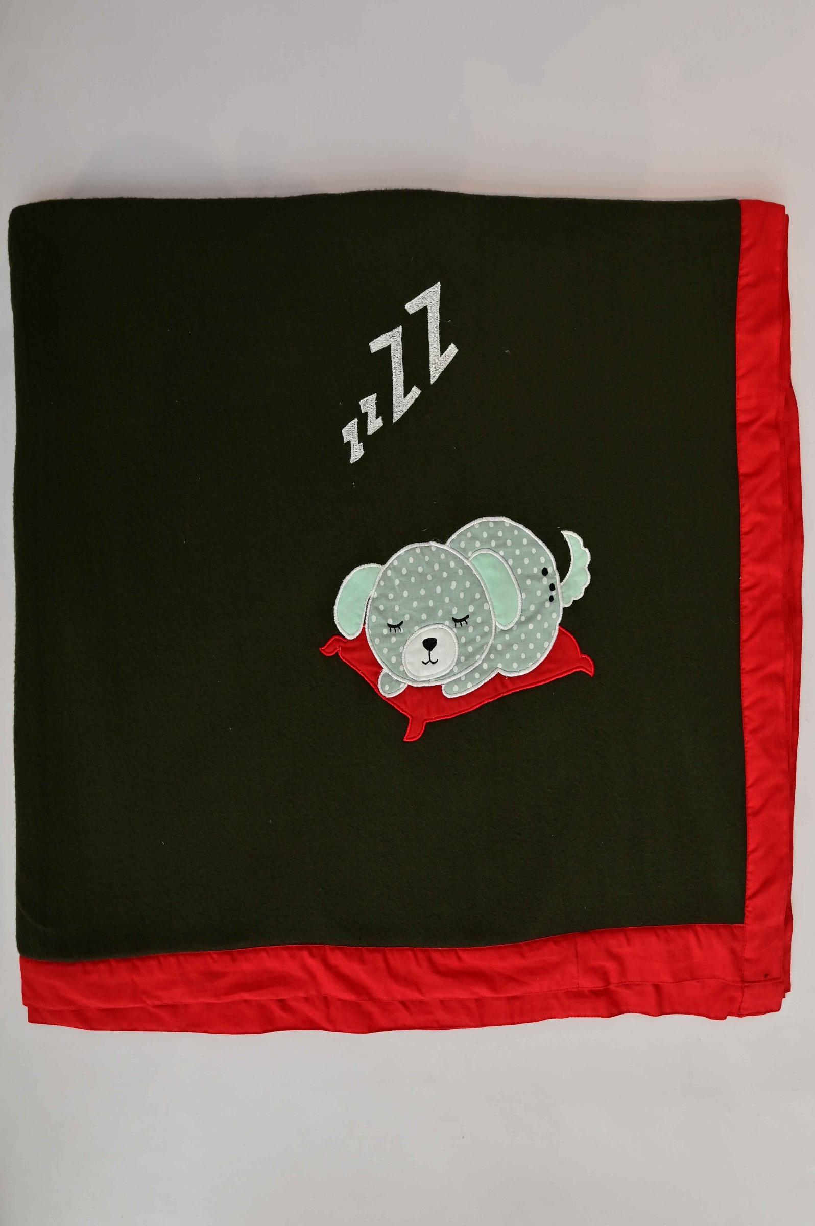 Sleeping Beauty Doggy Blanket