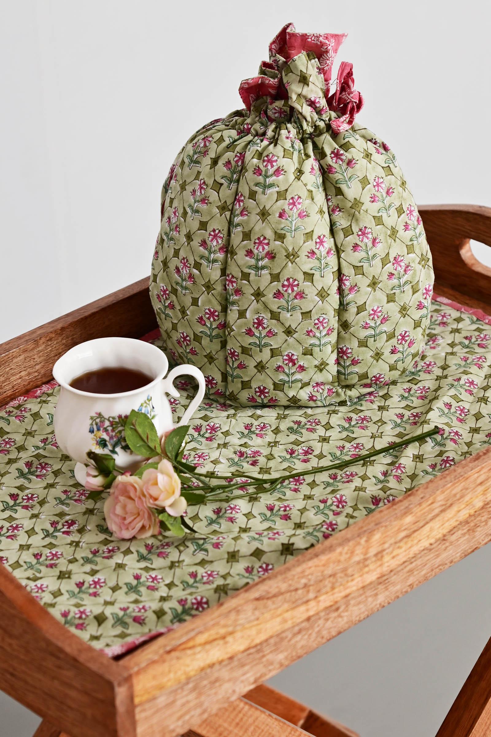 October Harvest Tea Cosy Set