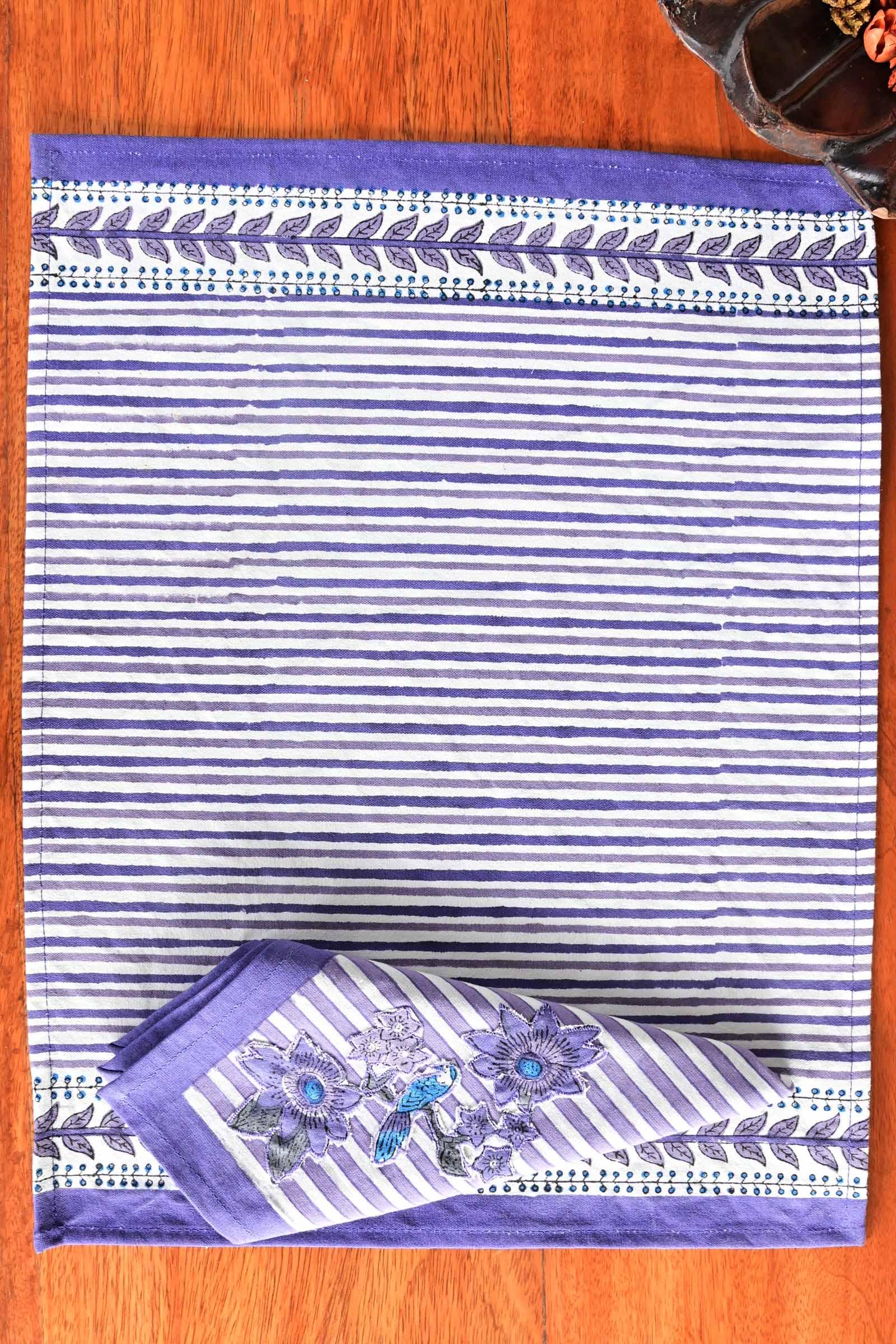 Artistic Lavender Mat