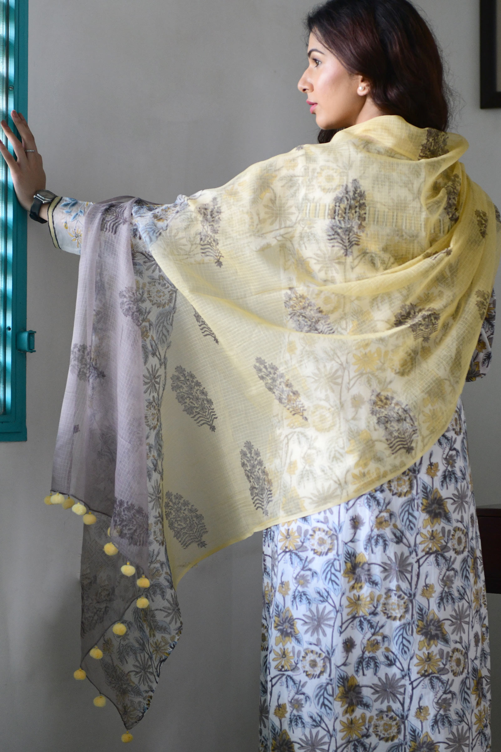 Waterworld Dupatta