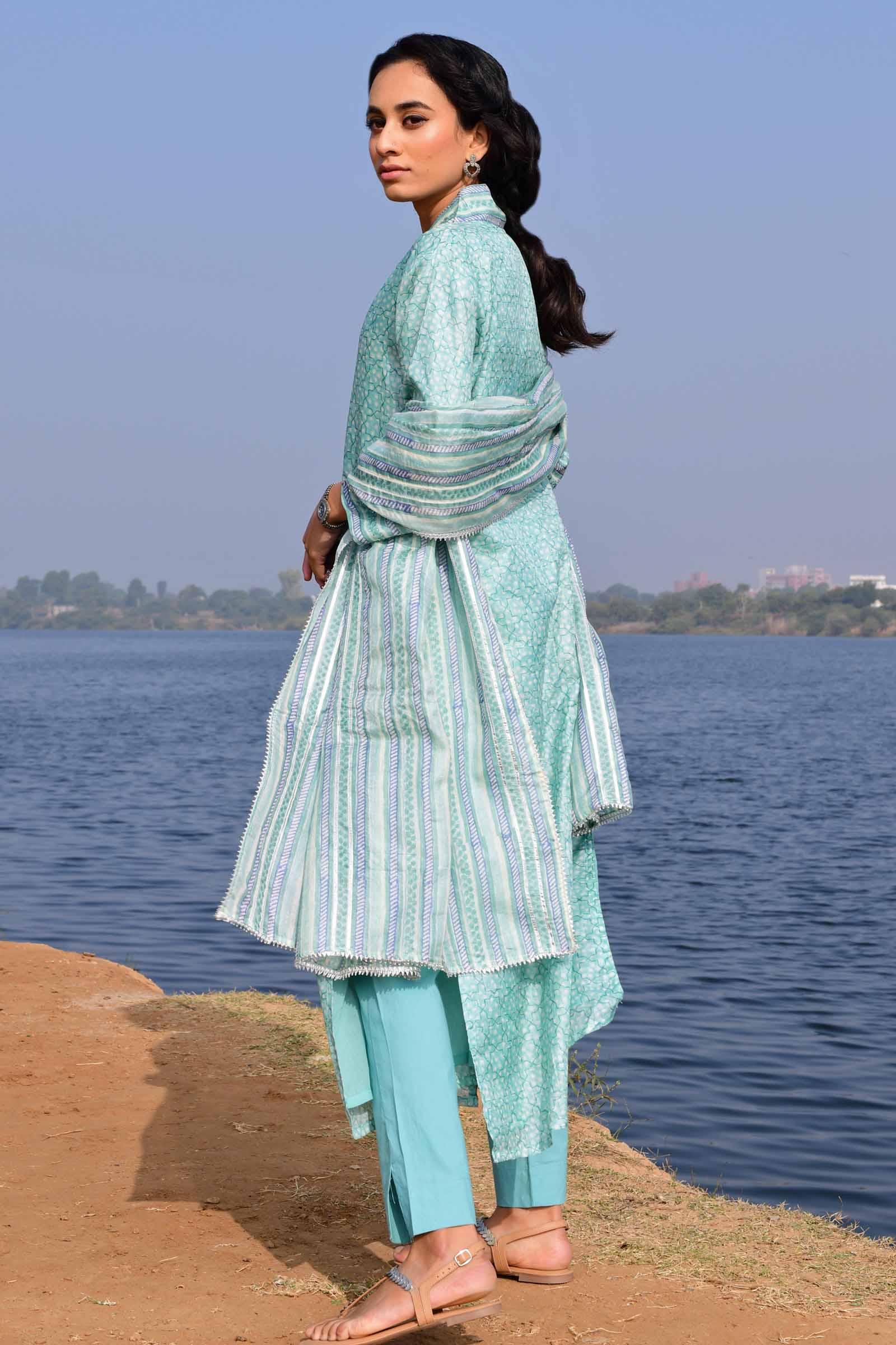 Yoga Silk Dupatta