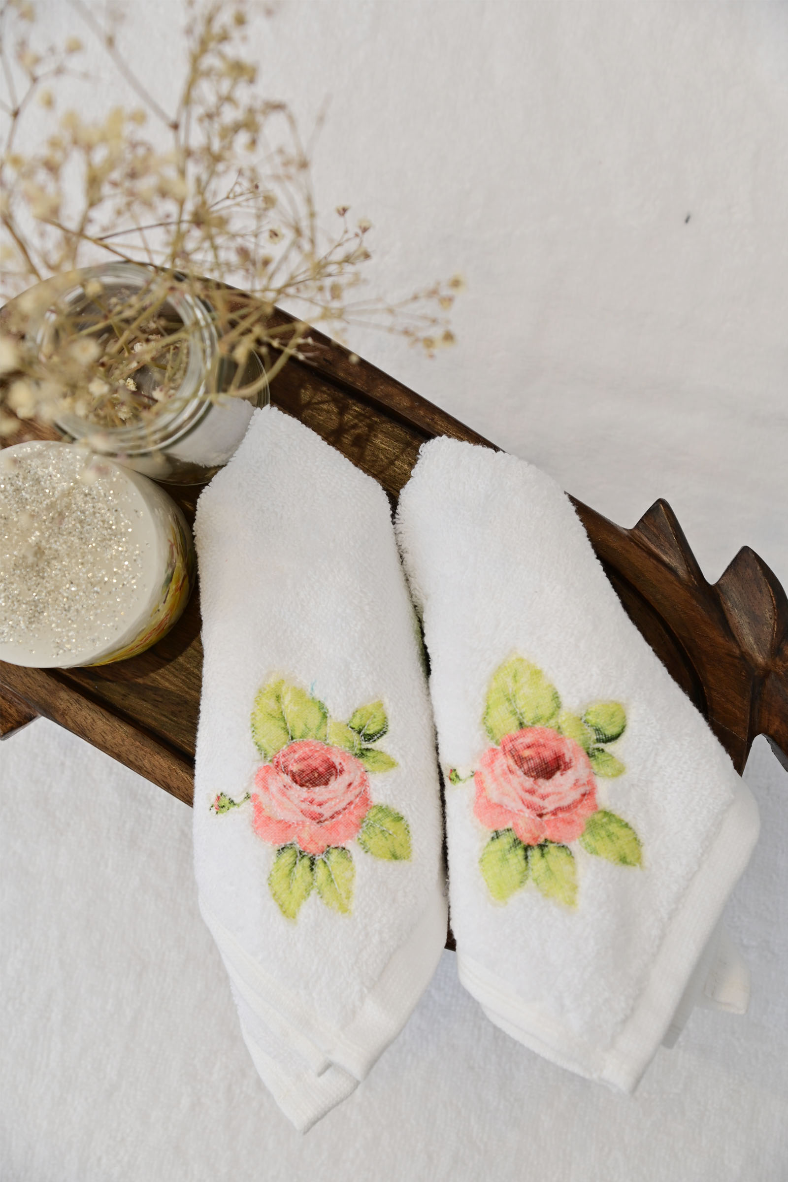 Life After Covid Face Towel (set of 2)