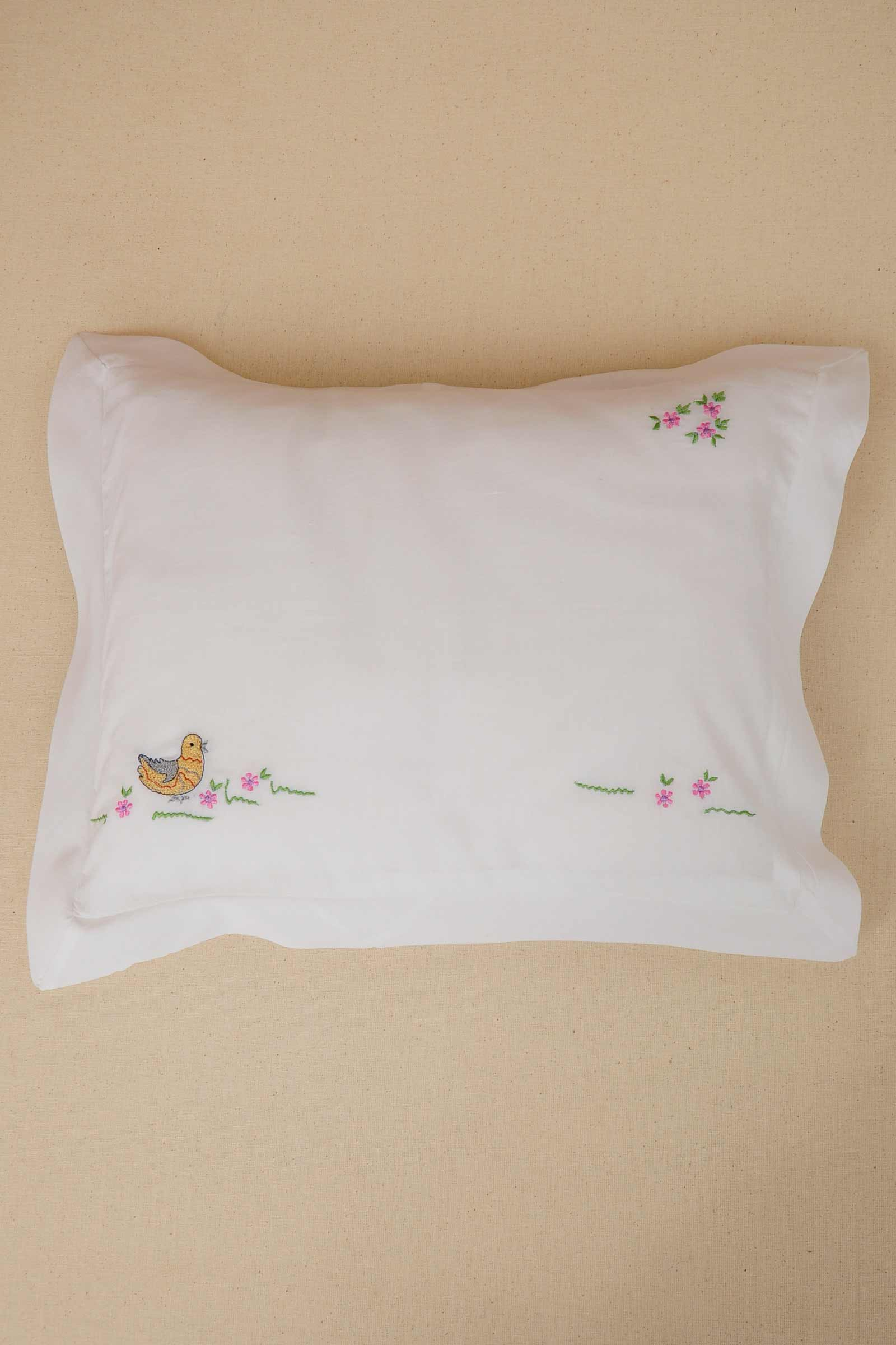 Farm house baby duck pillow cover set of 2