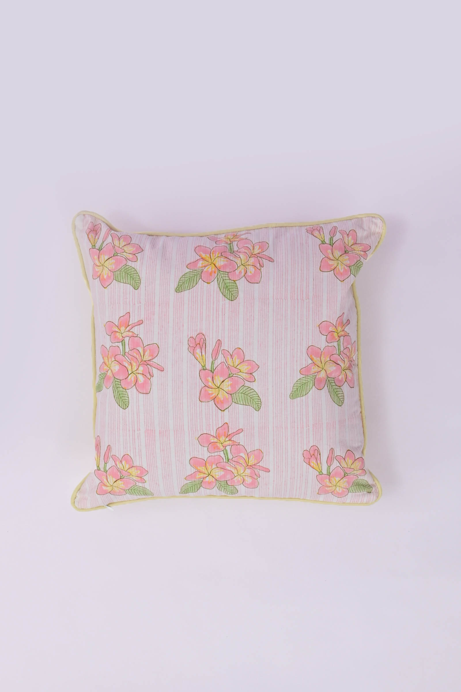 Frangipani 16*16 Cushion Cover
