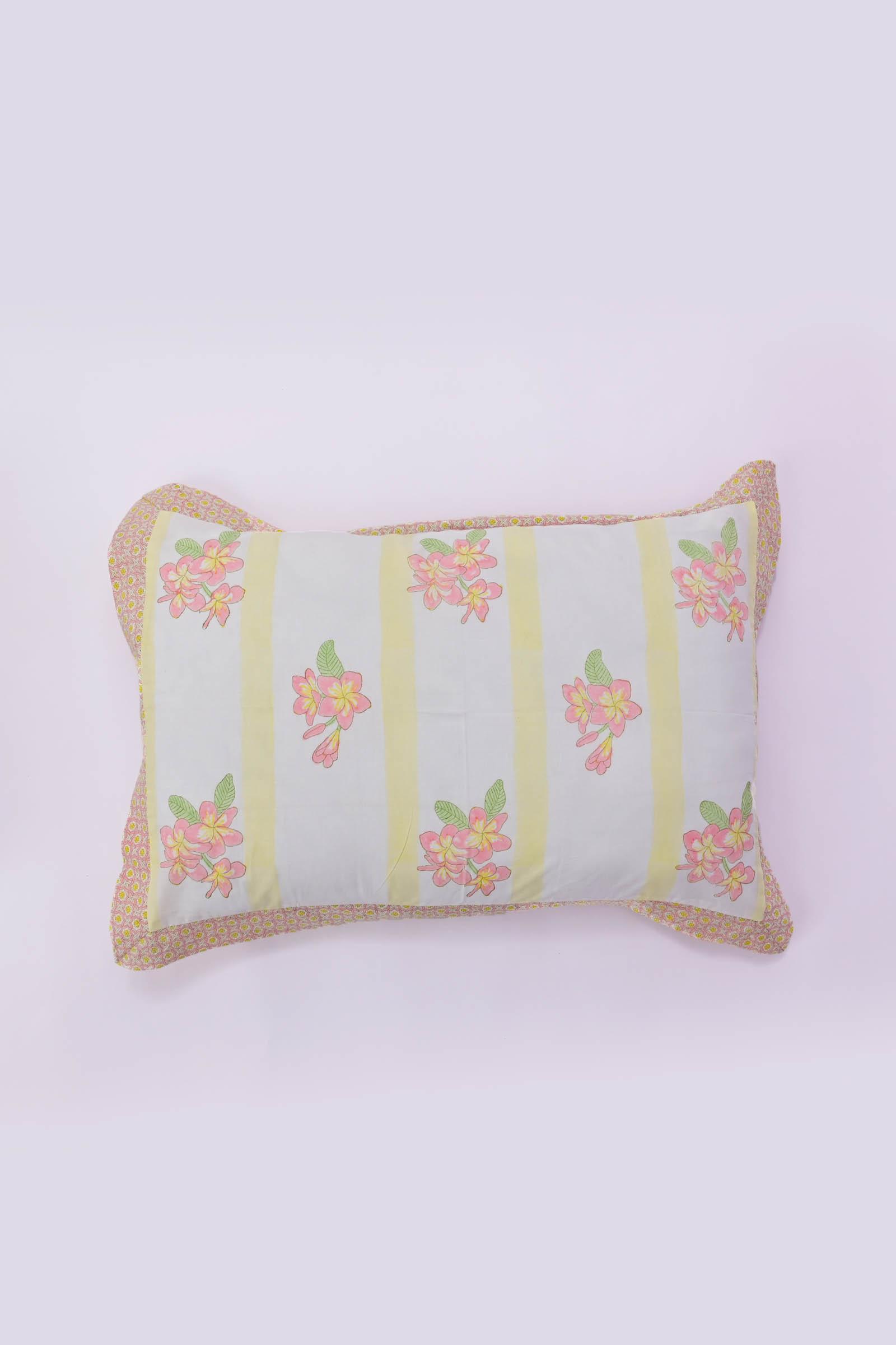 Frangipani Pillow Cover Set Of 2
