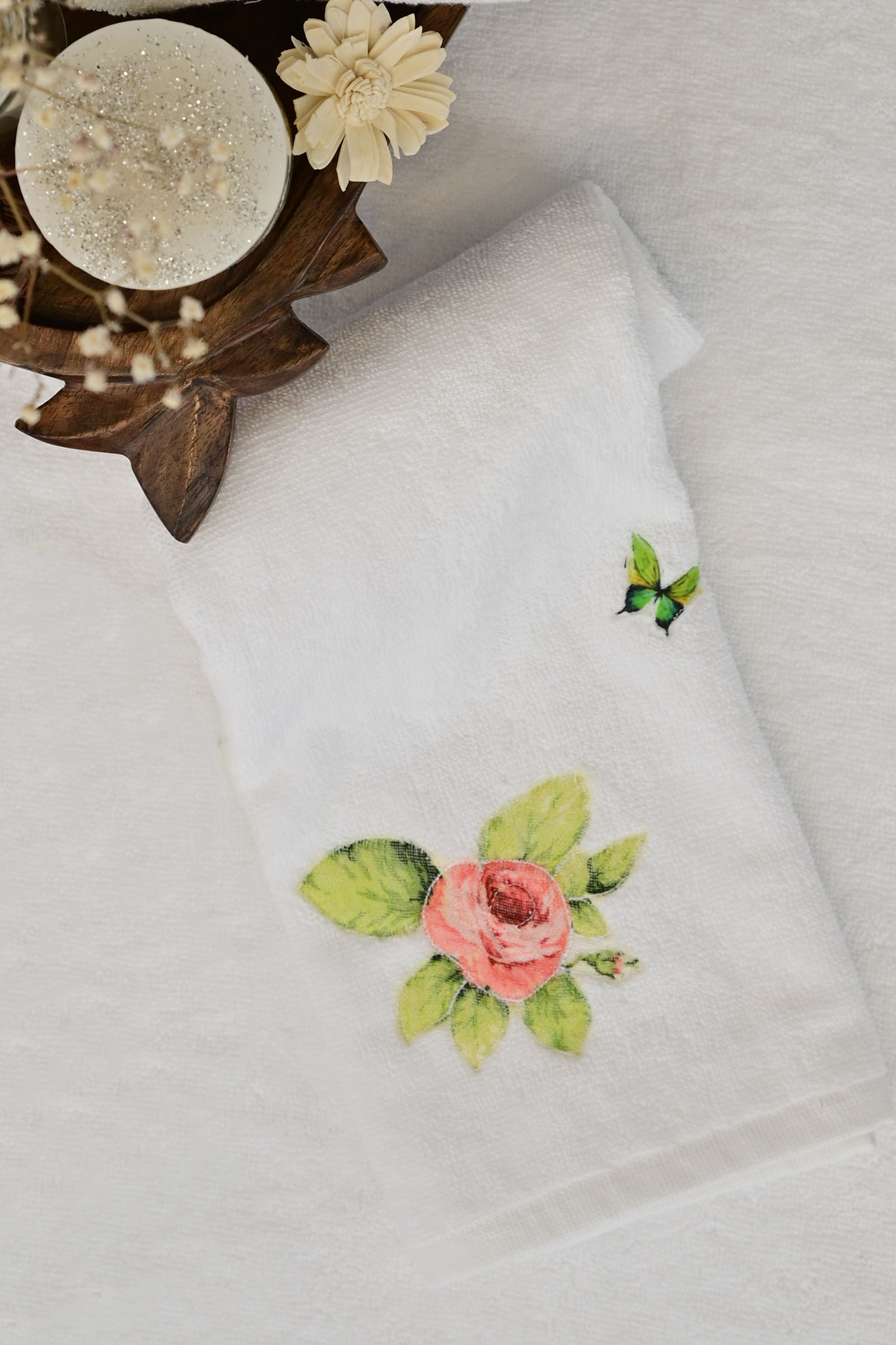 Life After Covid  Hand Towel (set of 2)