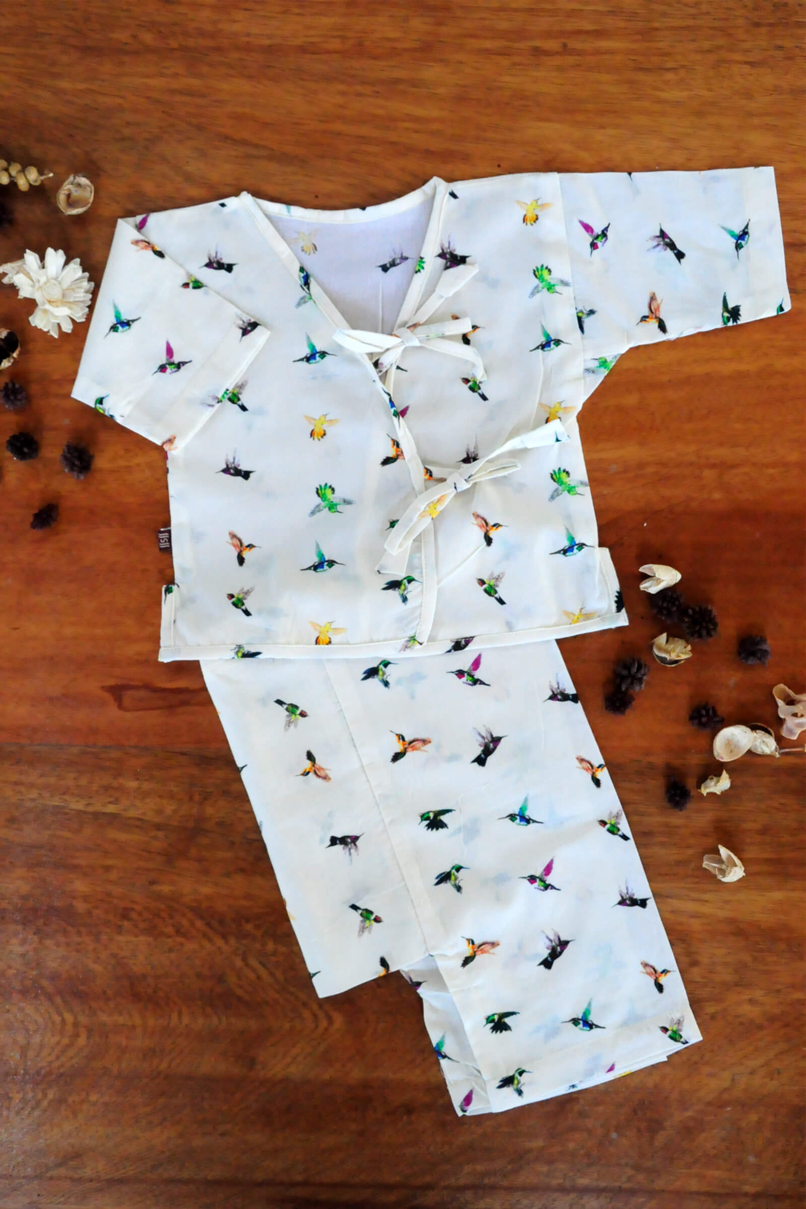 Hummingbird Baby Set
