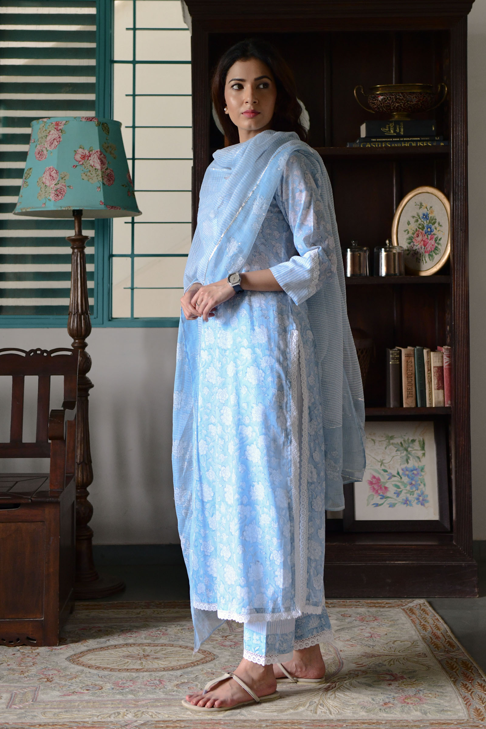 Whimsy Waters Kurta
