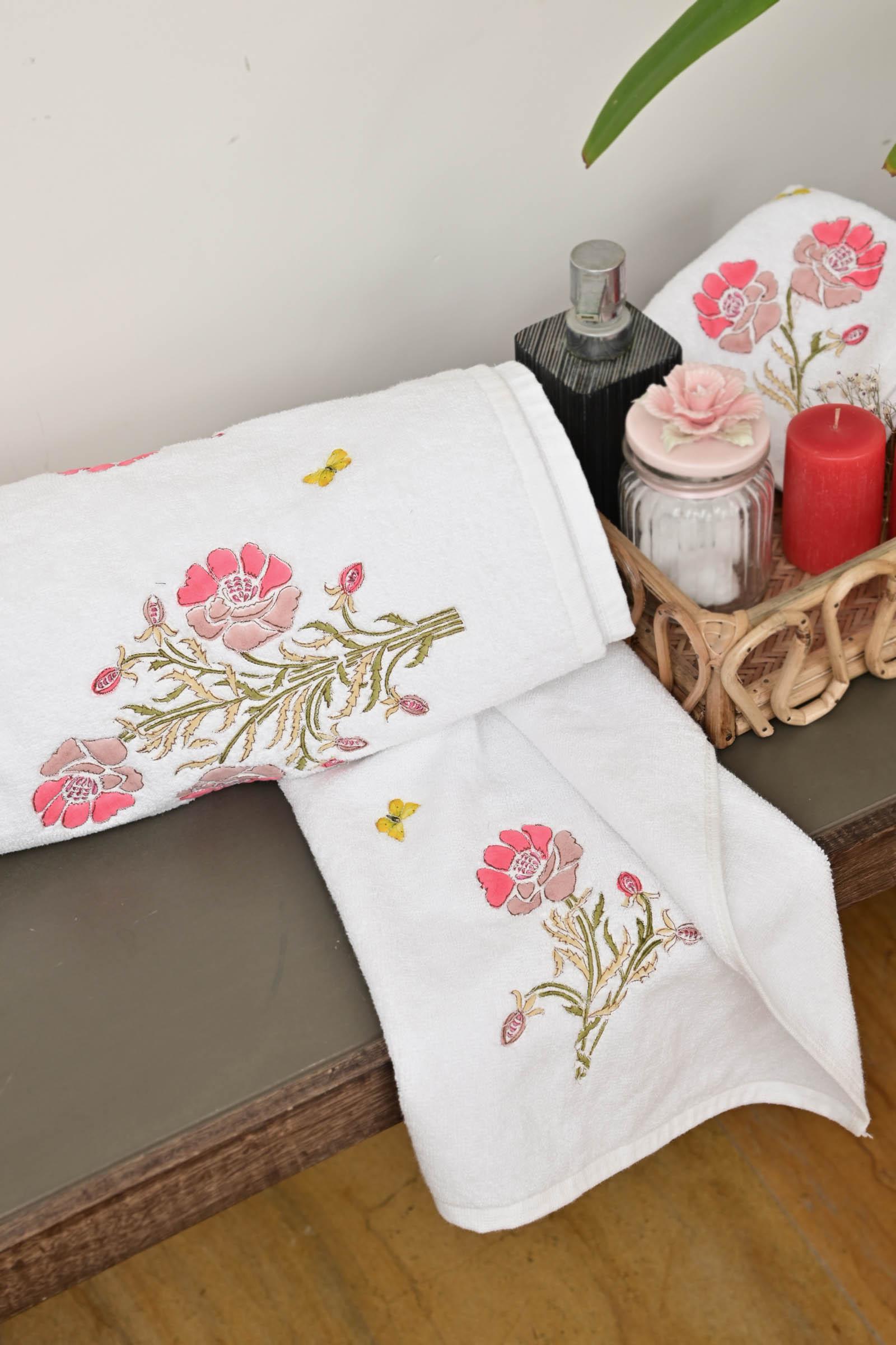 Life In Assam  Bath Towel
