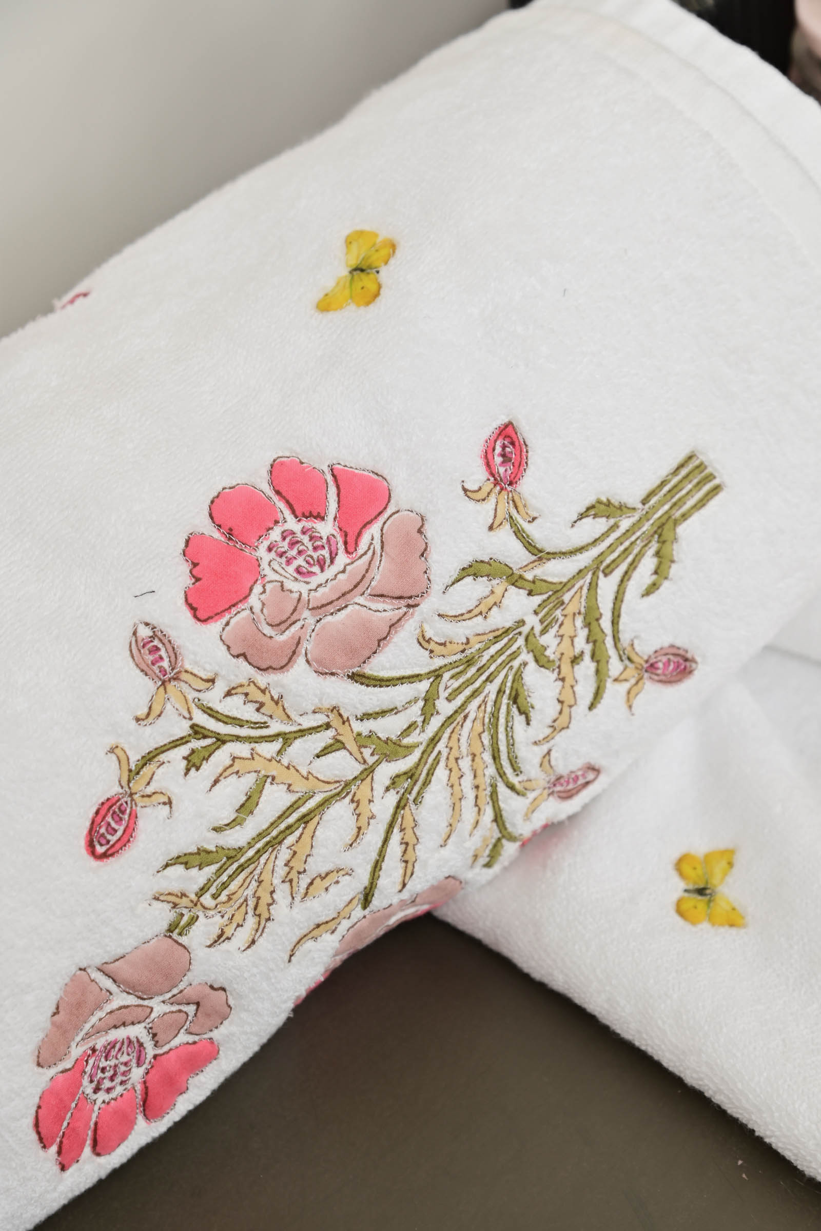 Life In Assam  Bath Towel