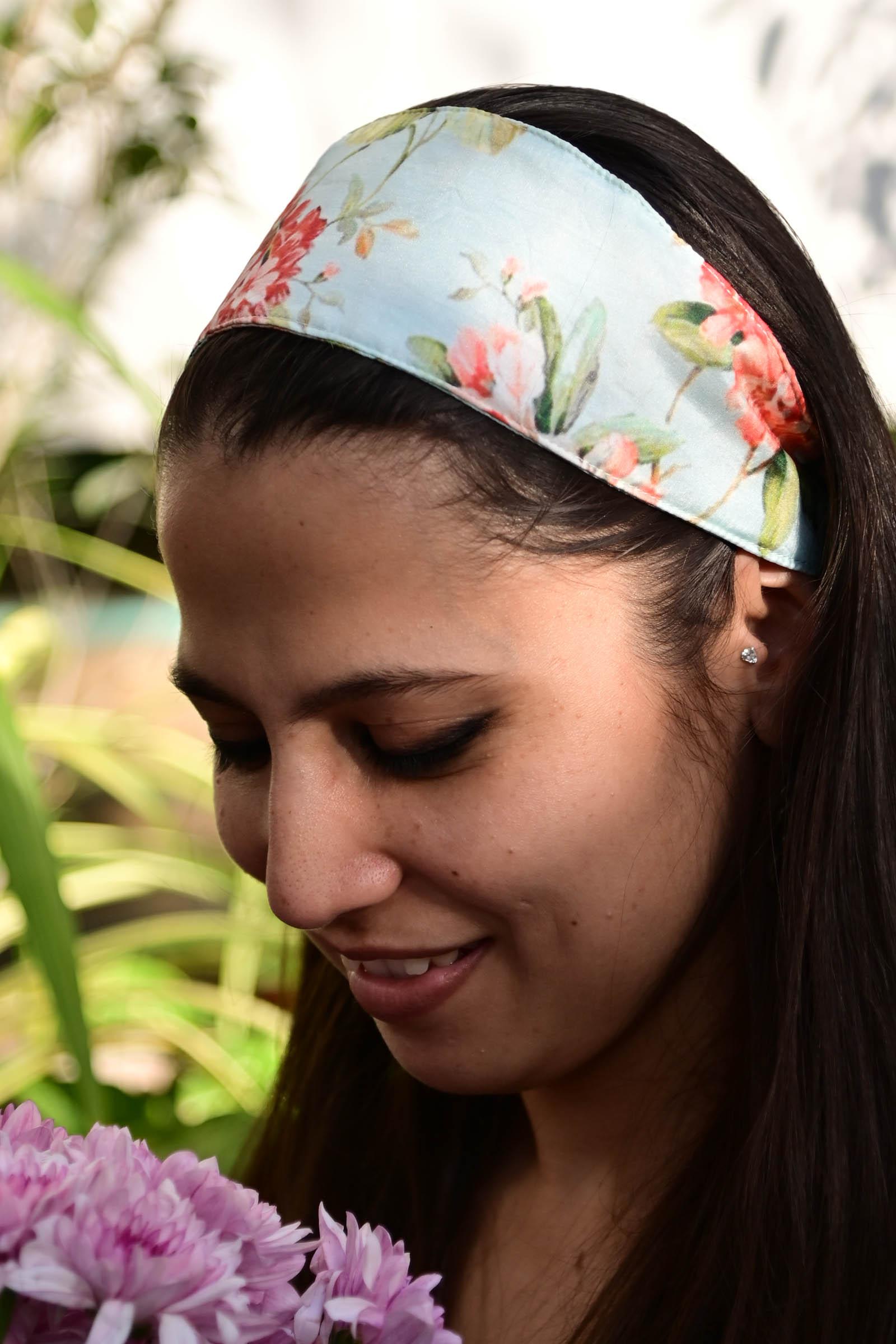 Love Potion Silk Headband Set Of 2