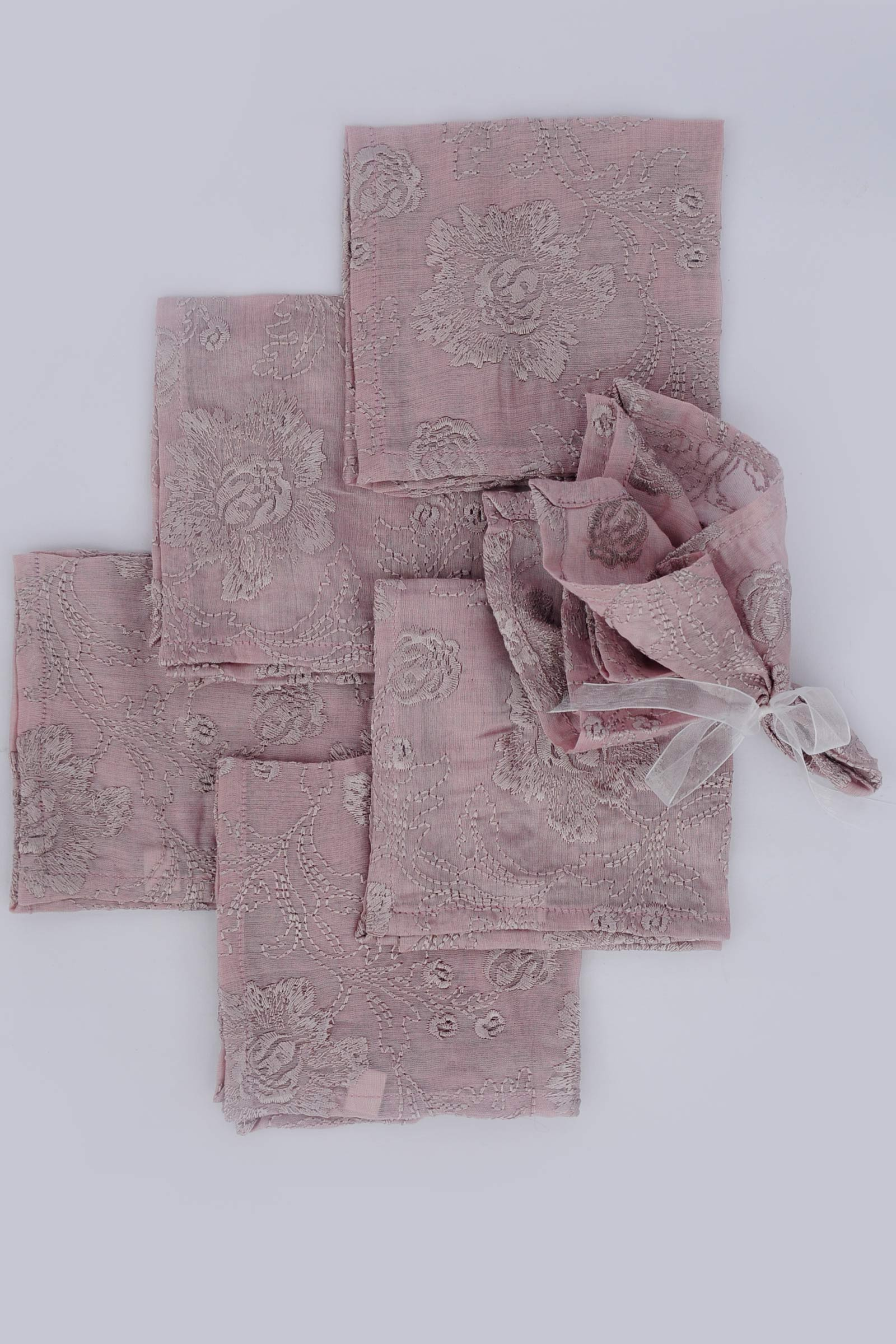 Mauve Magic Napkin Set Of 6