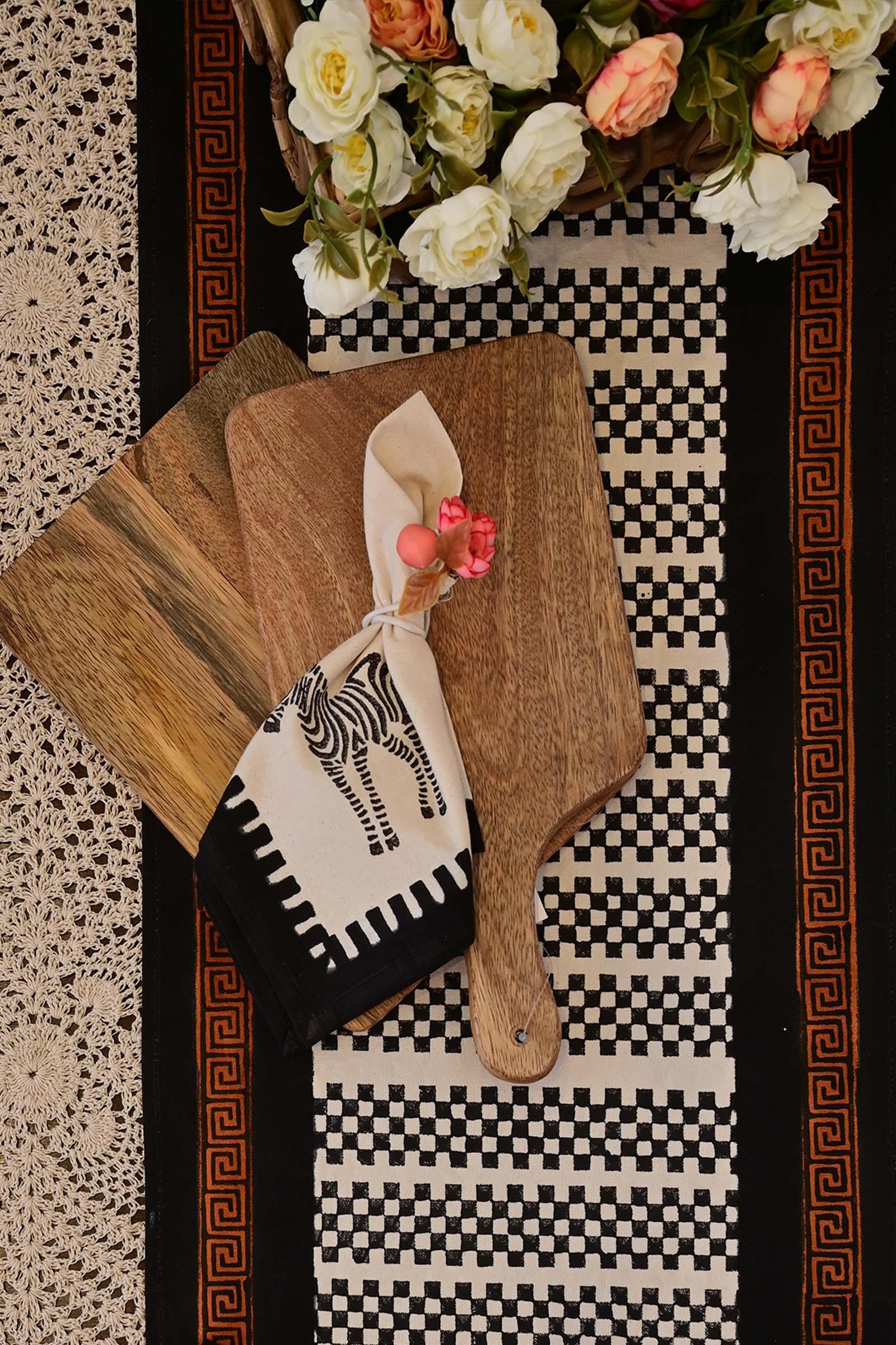 Africa Napkin Set Of 6