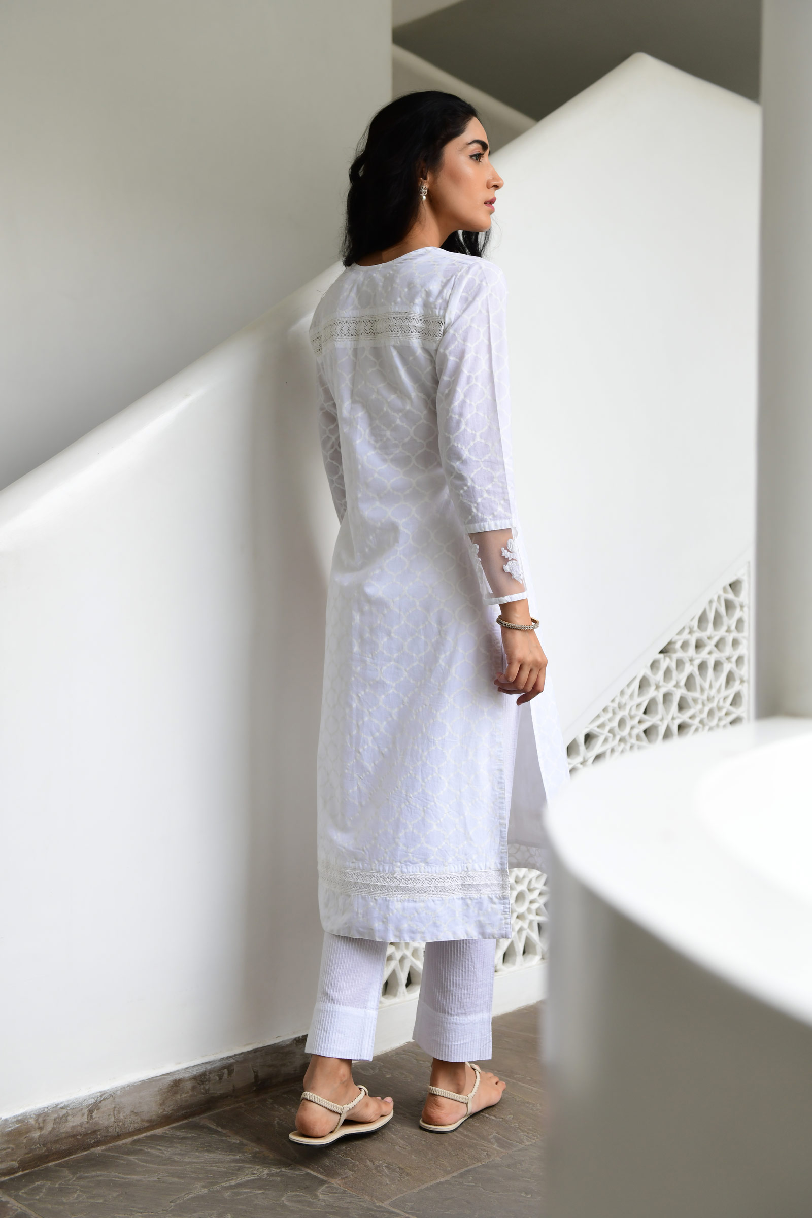 Nazneen Cotton Kurta