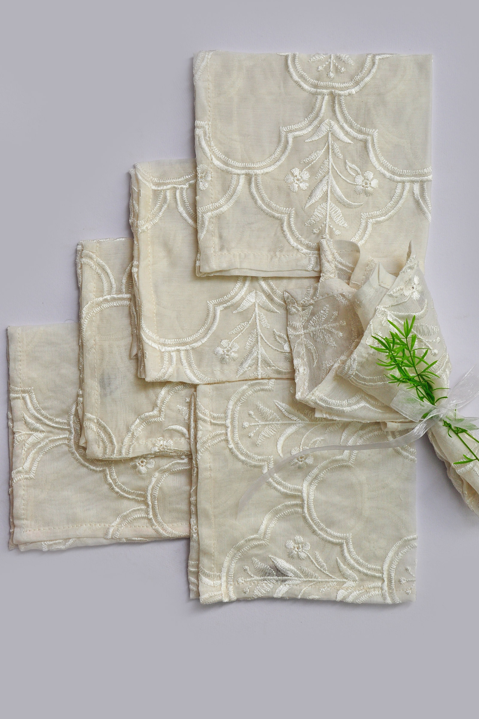 Paradise Garden Napkin Set Of 6