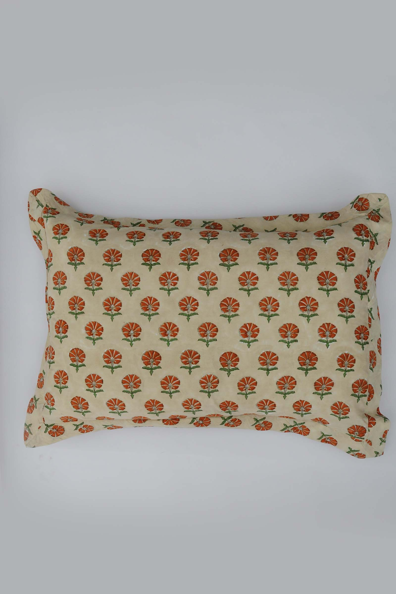 Suzani In Rust Pillow Cover Set Of 2