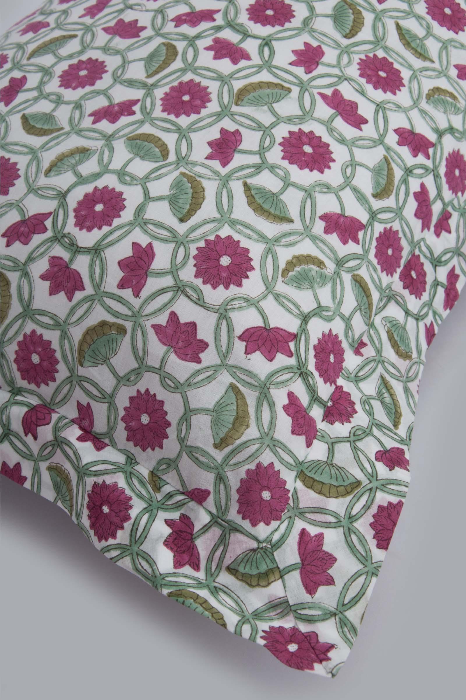 Kamalbaadi Pillow Cover Set Of 2
