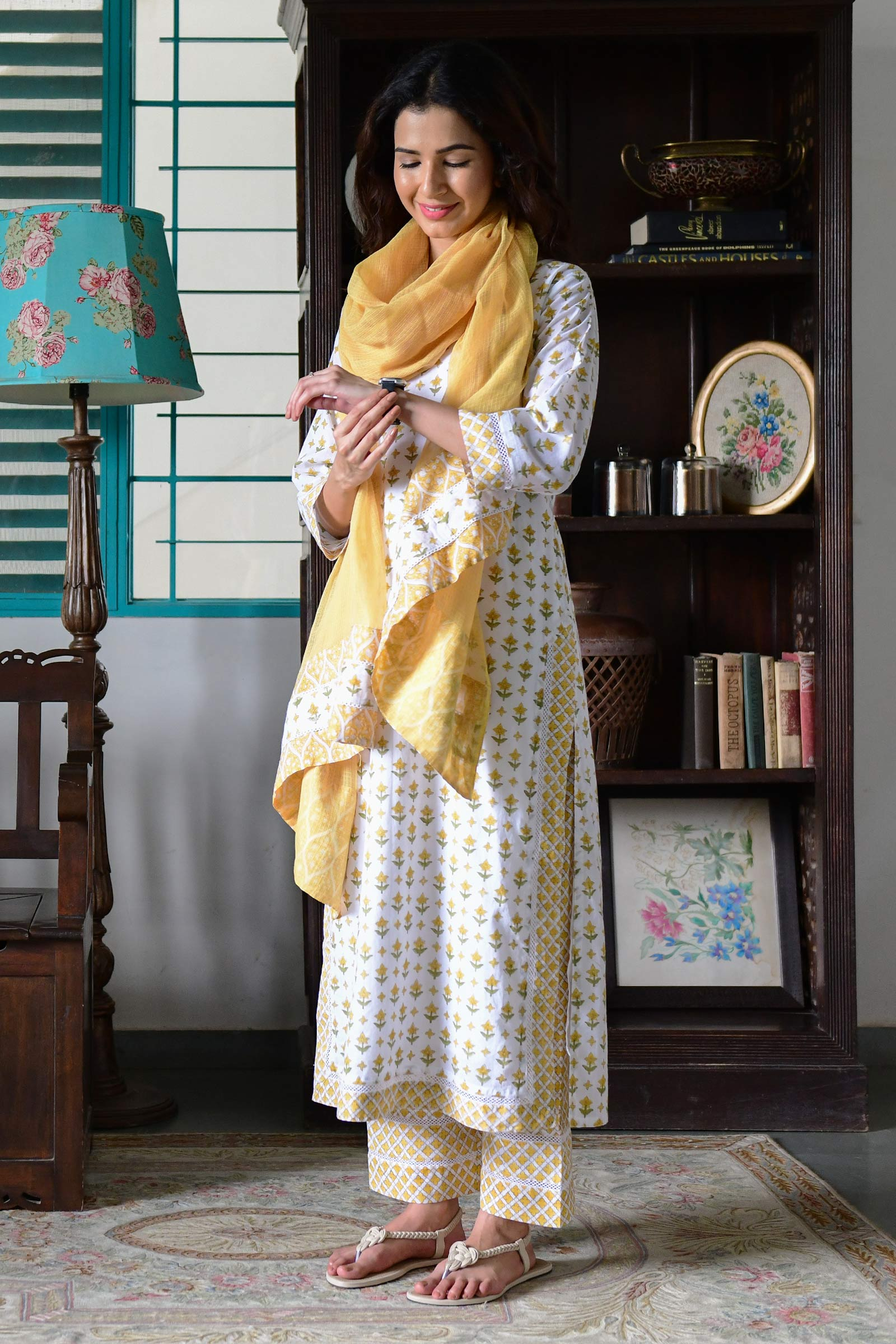 Queen Bee Kurta