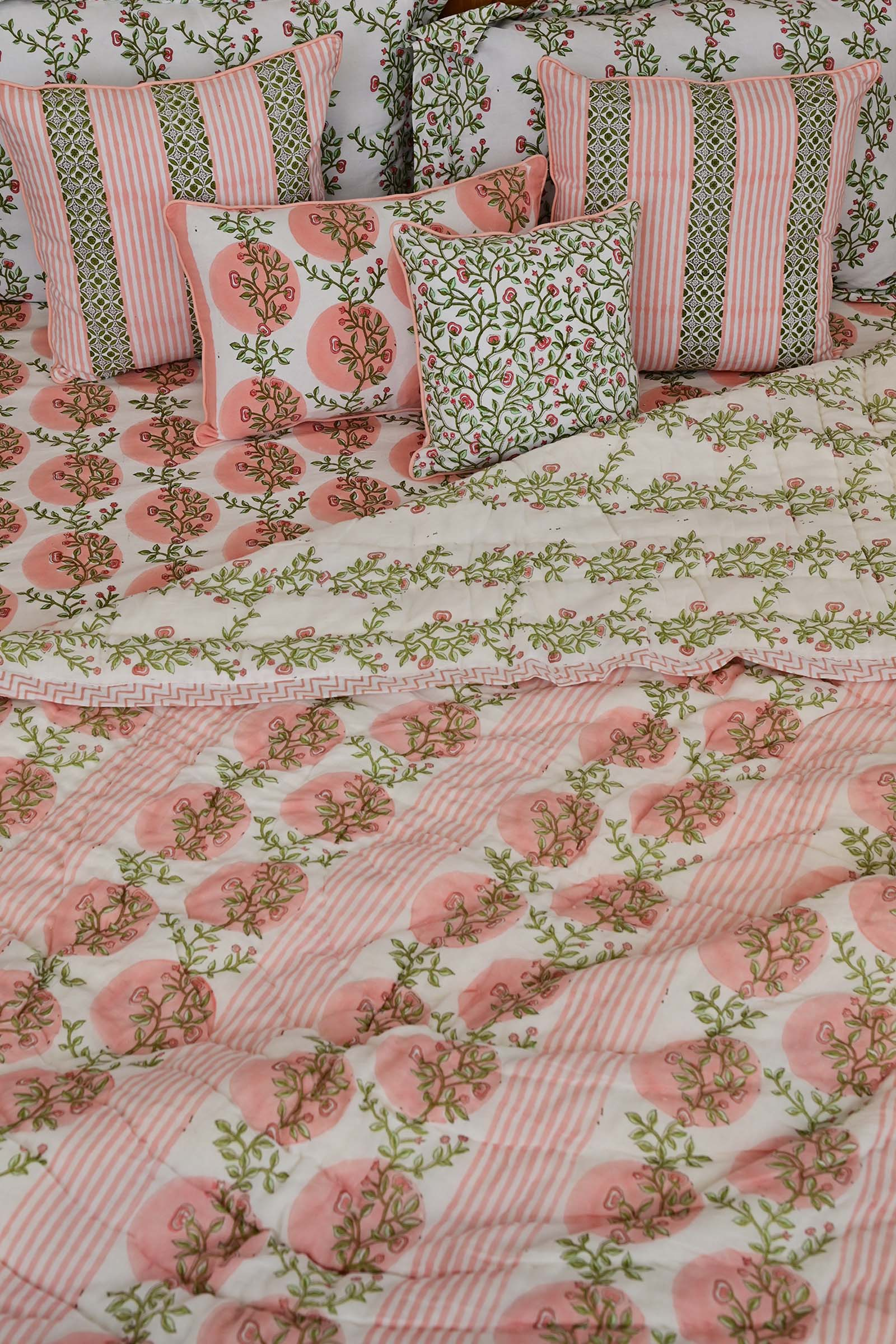 Blooming Trail Quilt