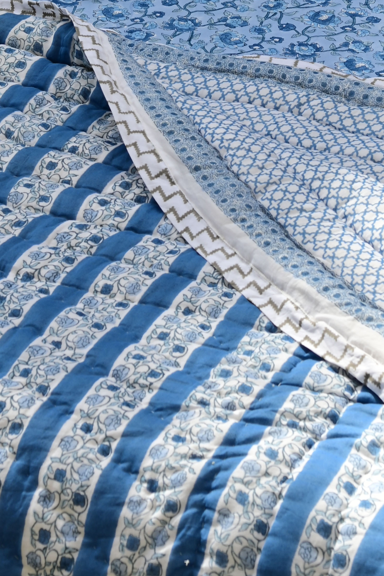 Call Of The Ocean Quilt