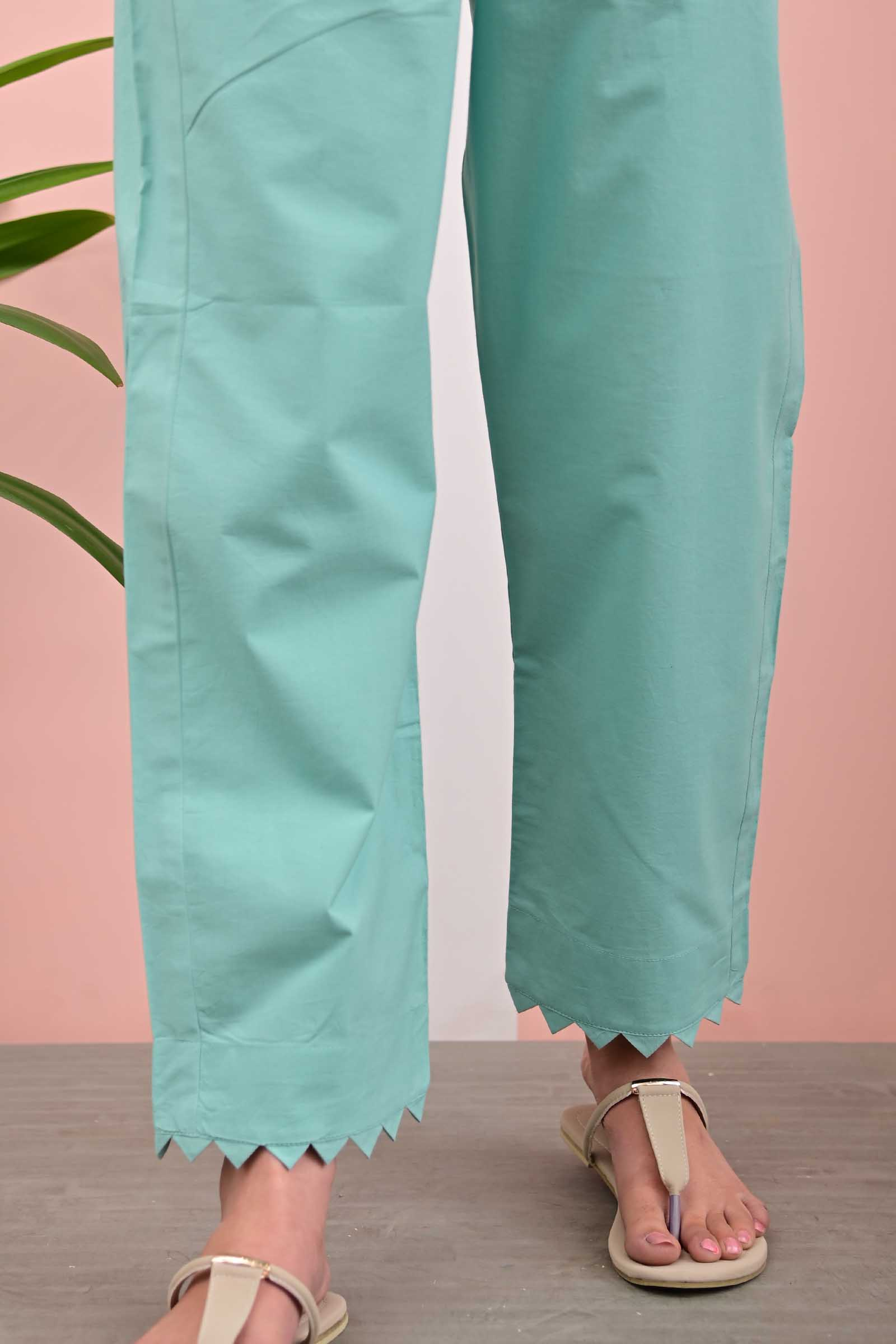 Rainforest Cigarette Pant