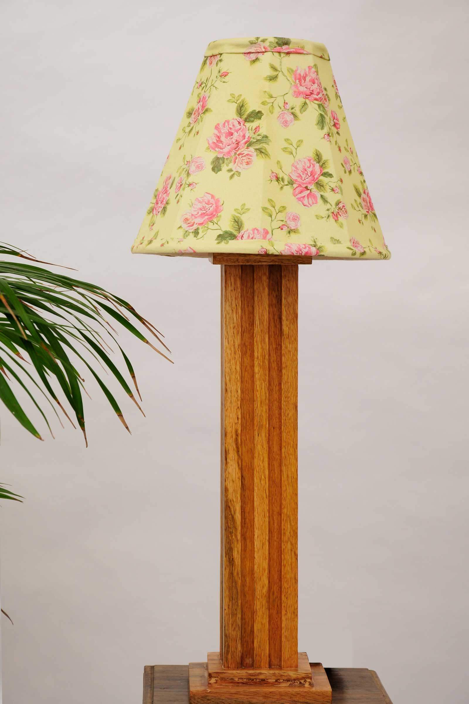 Rose mojito lamp shade