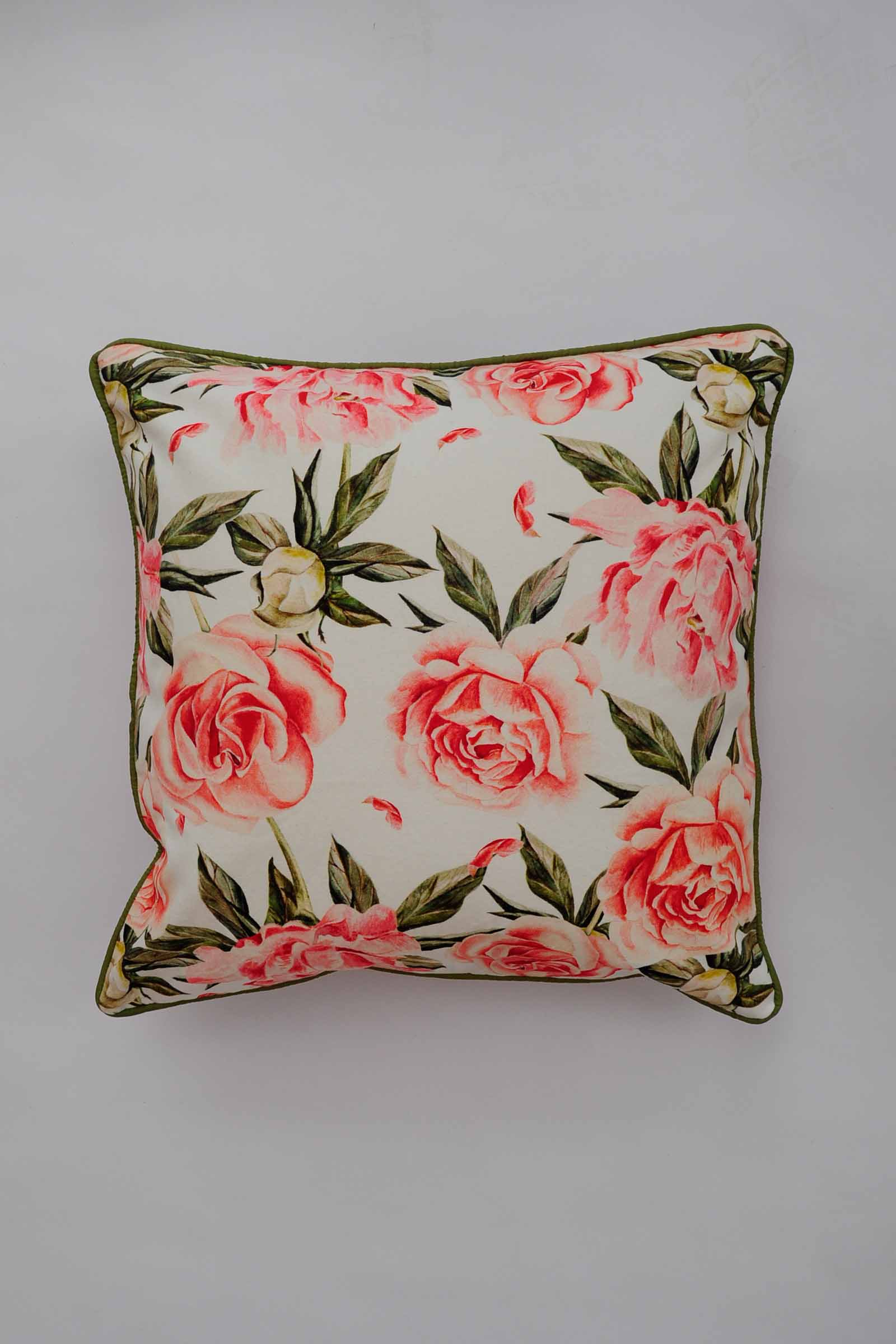 Rose Valley 16*16 Cushion Cover