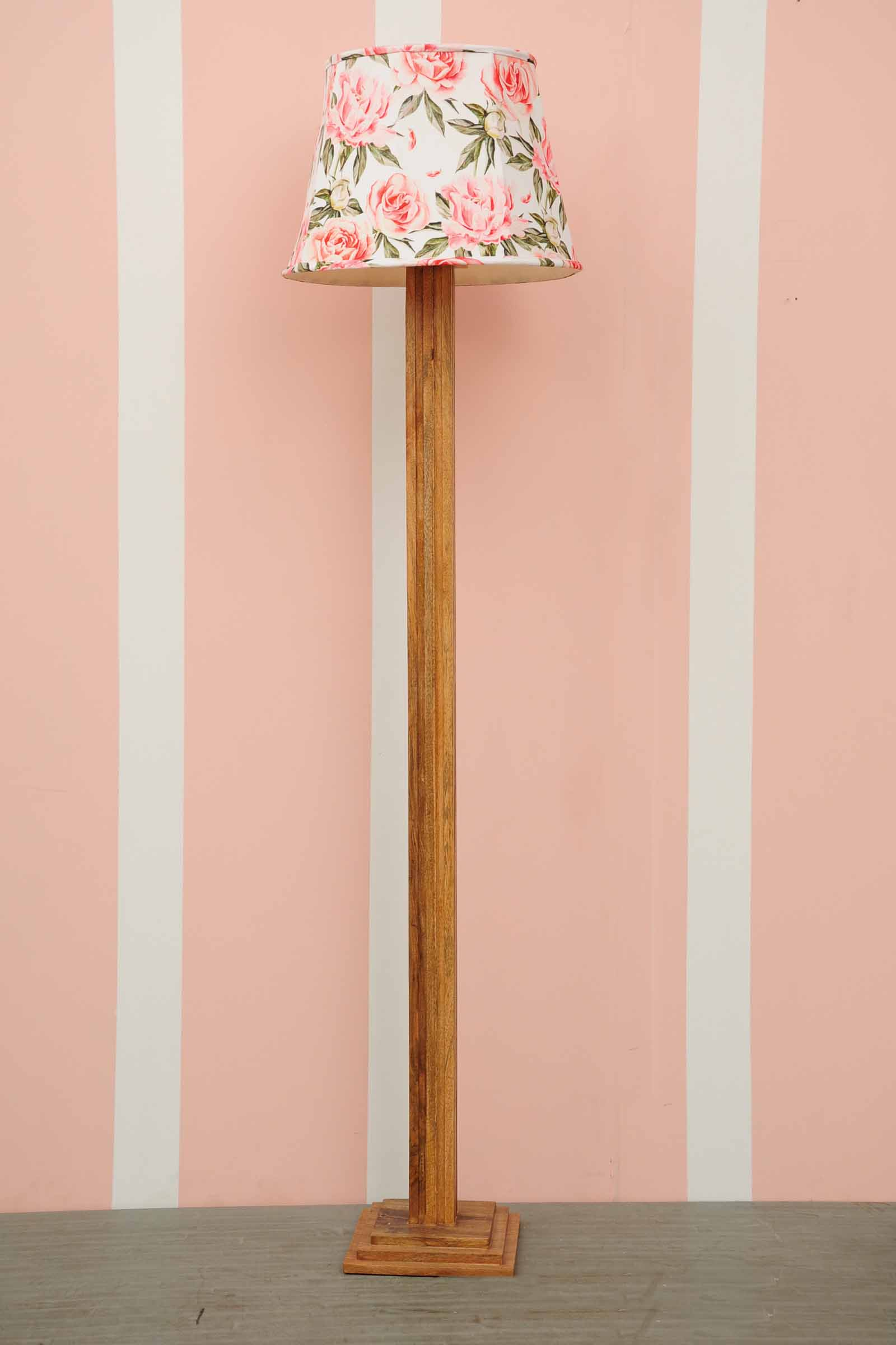 Rose Valley Large Lamp Shade